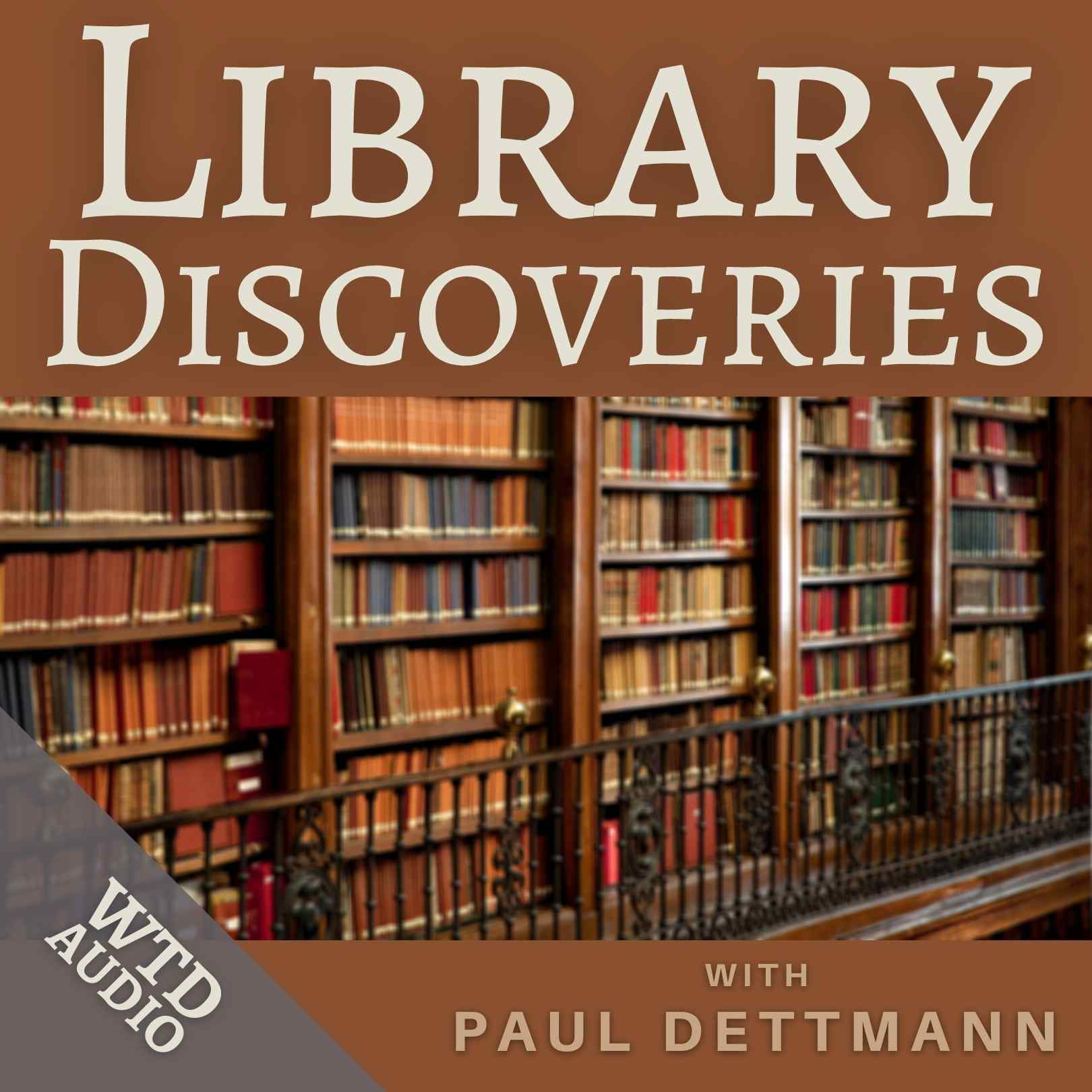 Show artwork for Library Discoveries