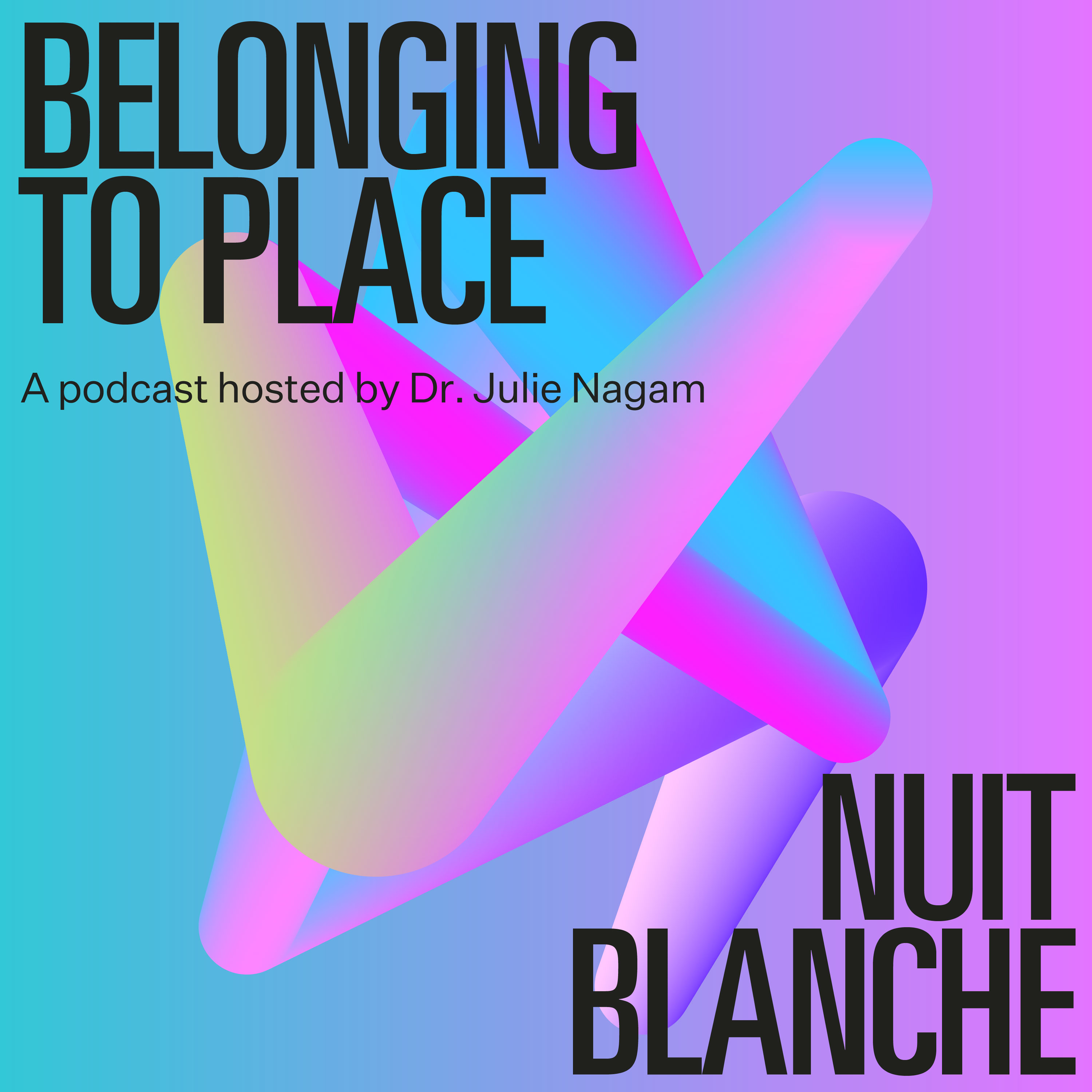 Artwork for podcast Belonging to Place