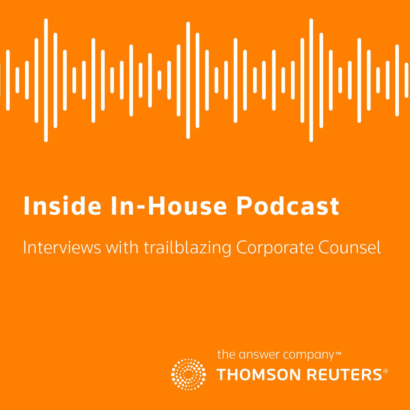 Artwork for podcast Inside In-House Podcast