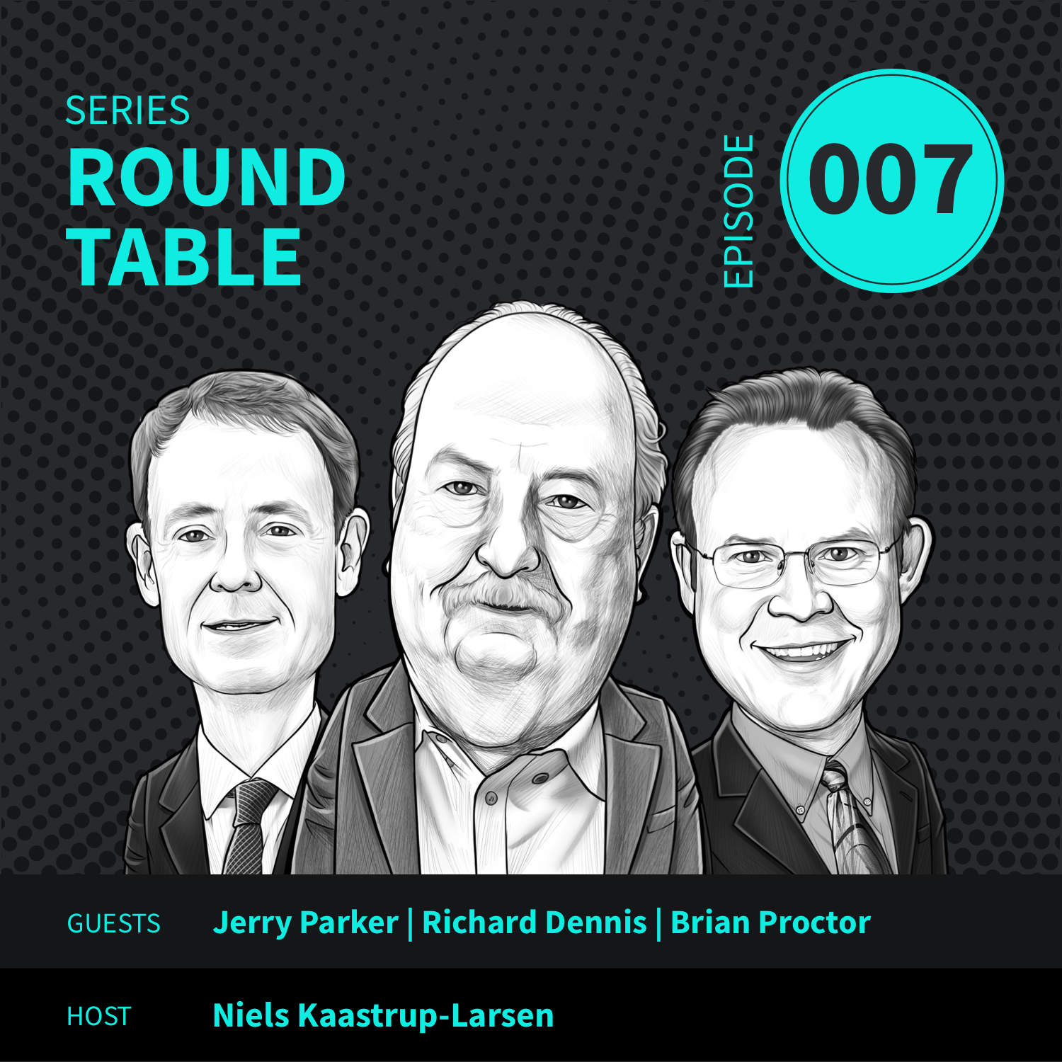 Artwork for podcast Top Traders Unplugged