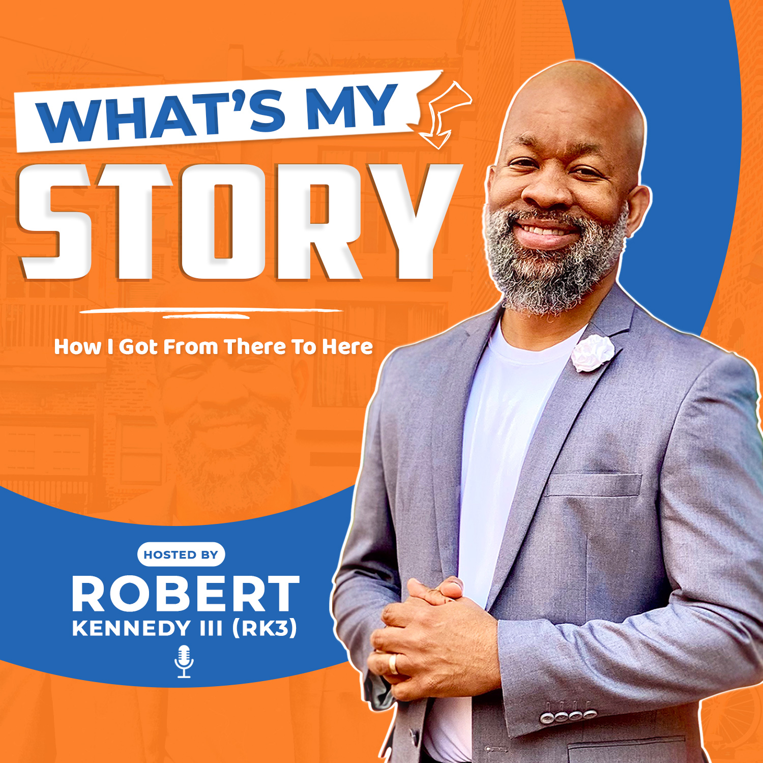 Show artwork for What's My Story