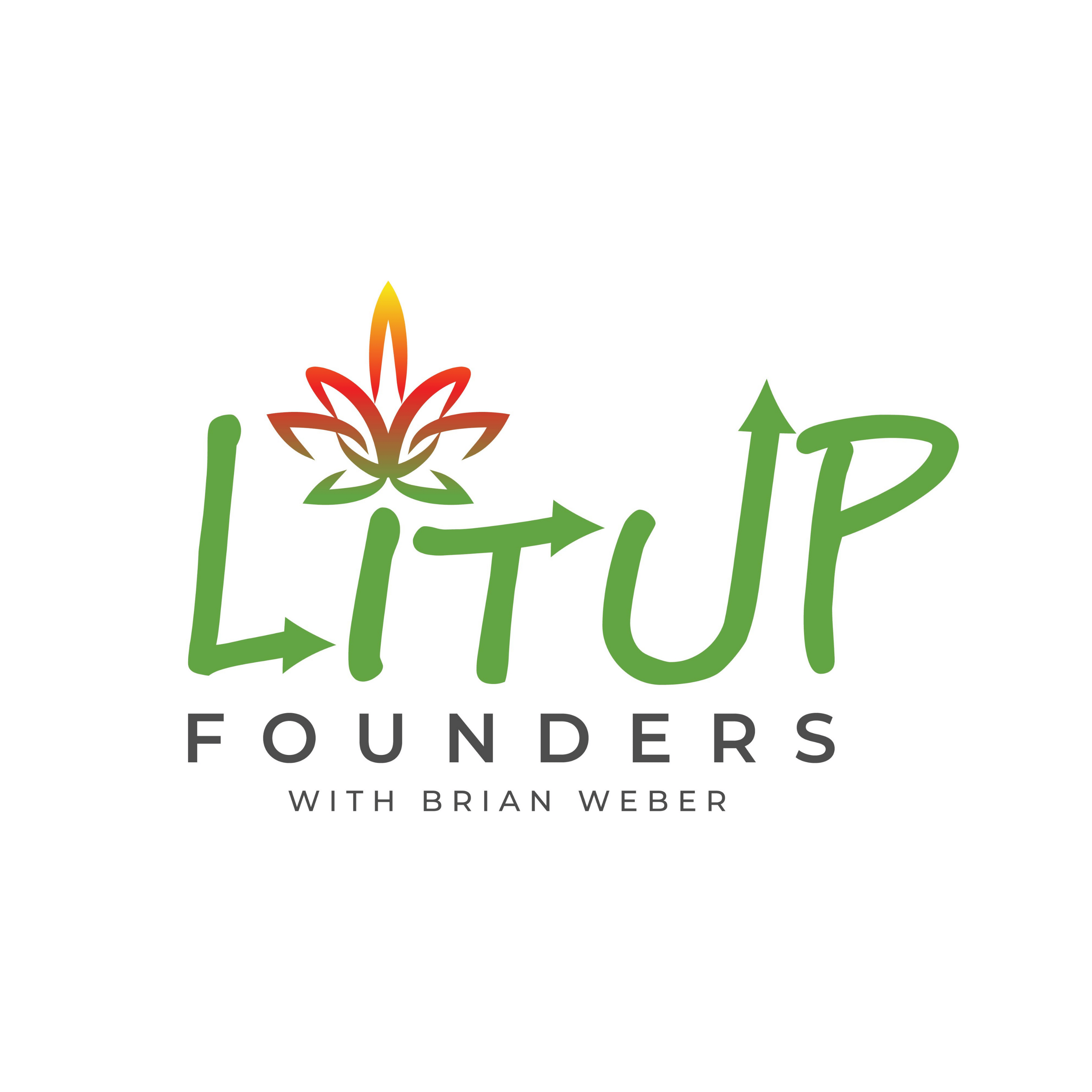 Show artwork for Lit Up Founders