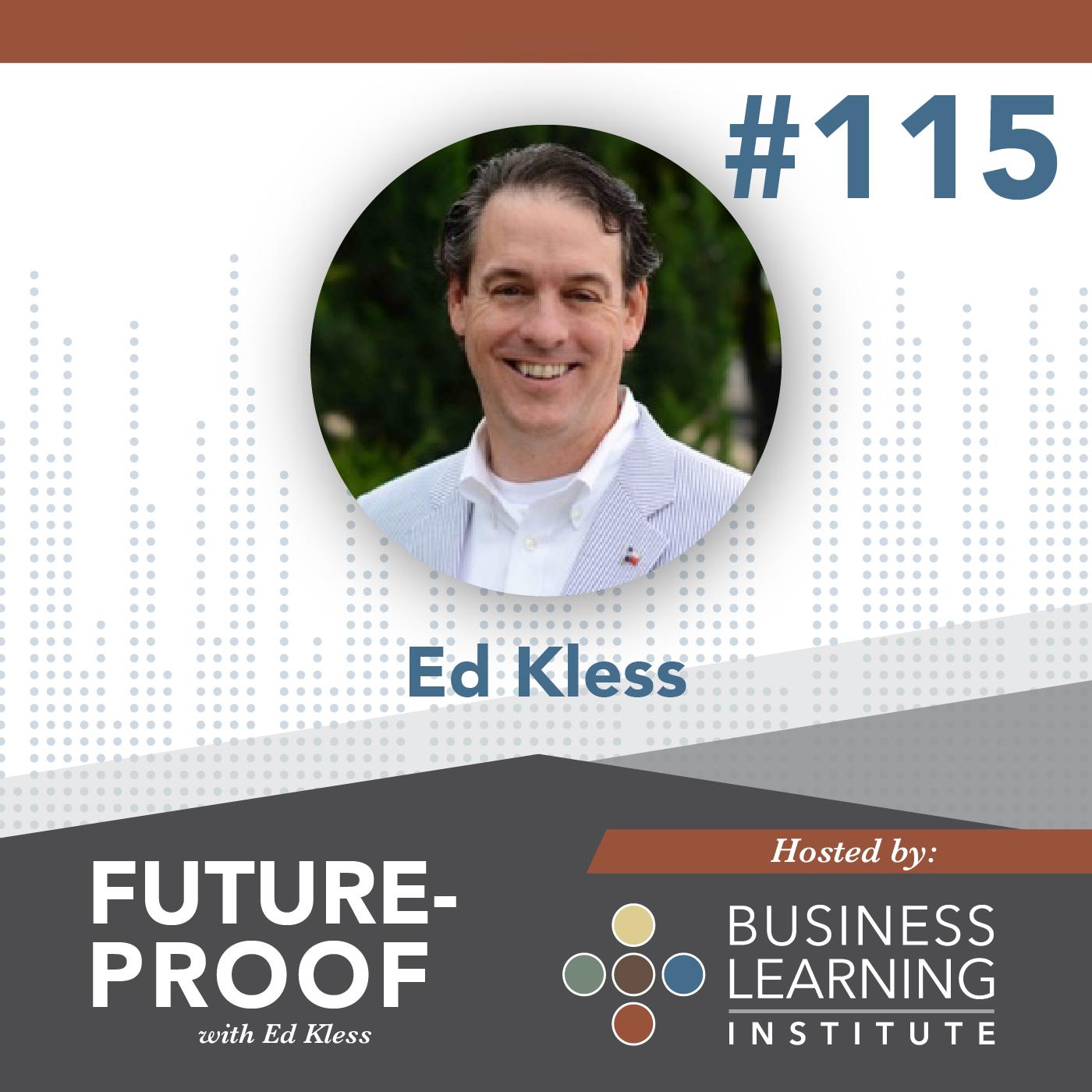 115. Great leadership is healing leadership | with Ed Kless
