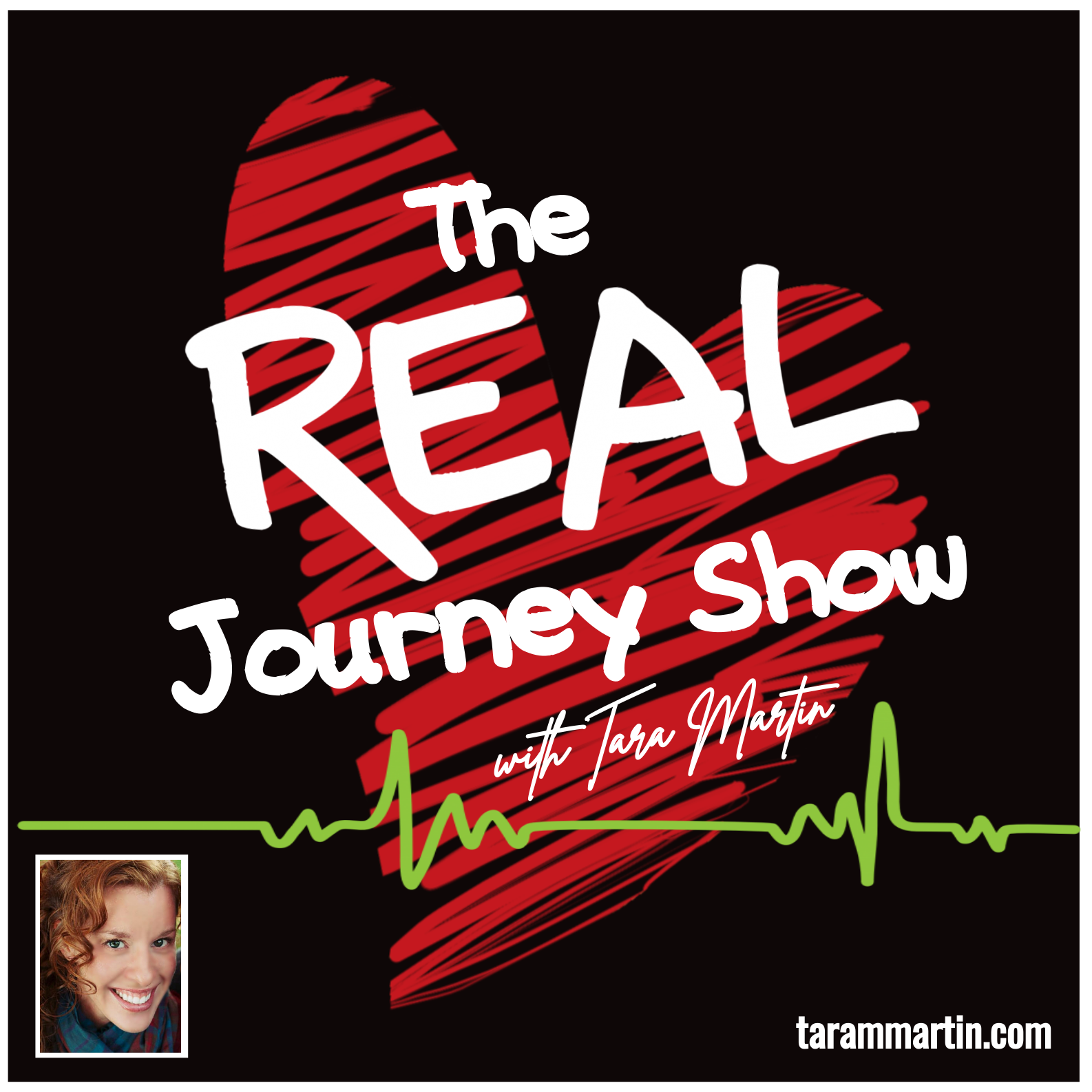 Artwork for podcast The REAL Journey Show
