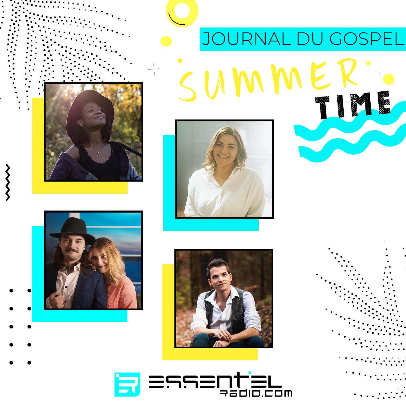 Artwork for podcast Le Journal du Gospel