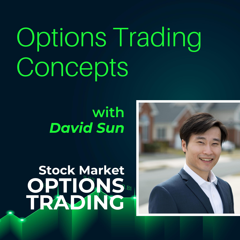 Artwork for podcast Stock Market Options Trading