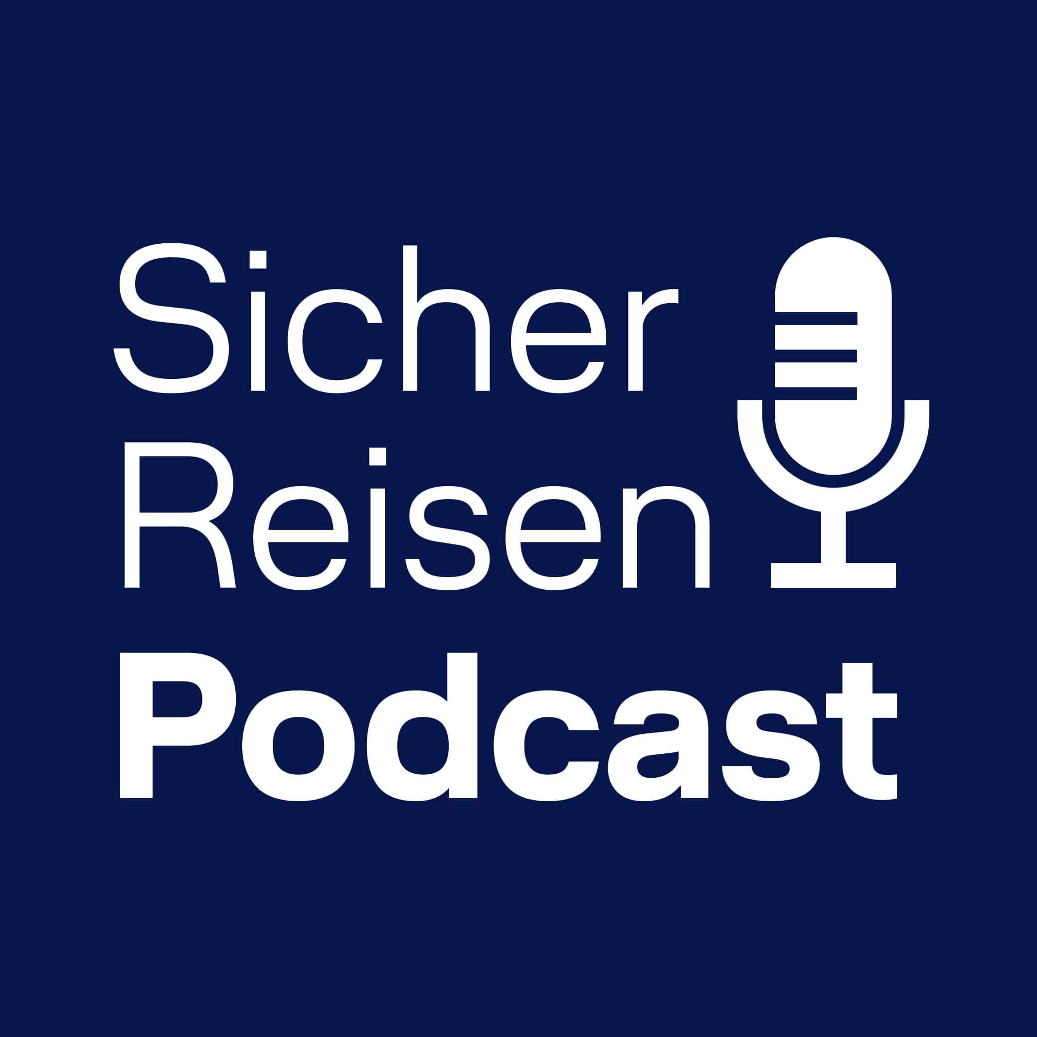 Artwork for podcast Sicher Reisen Podcast