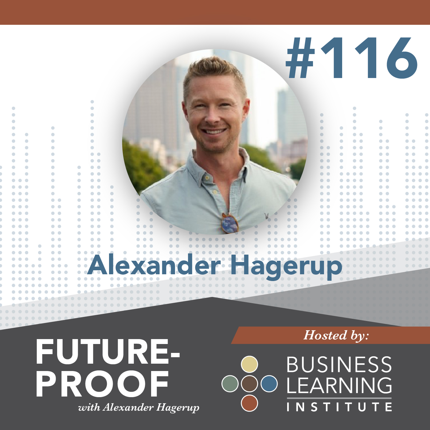 116. How A.I. will change everything | with Alexander Hagerup