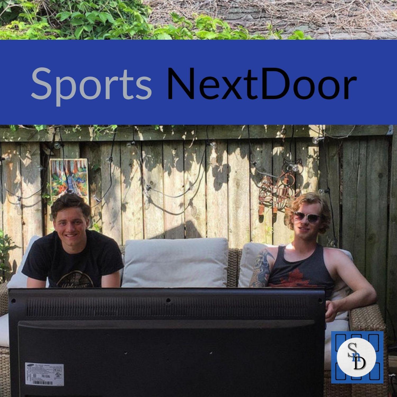 Show artwork for The Sports NextDoor Podcast