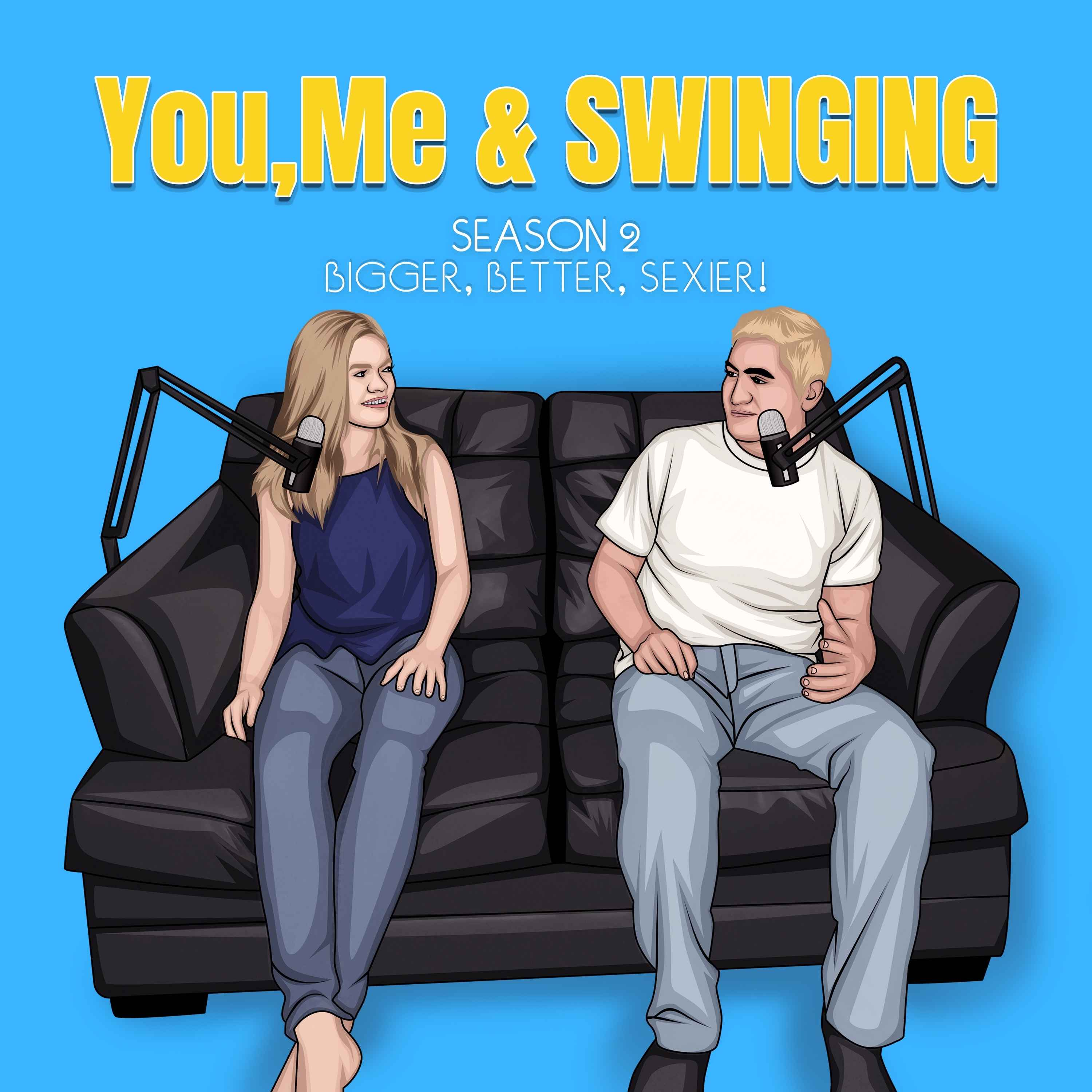 Show artwork for You, Me & Swinging