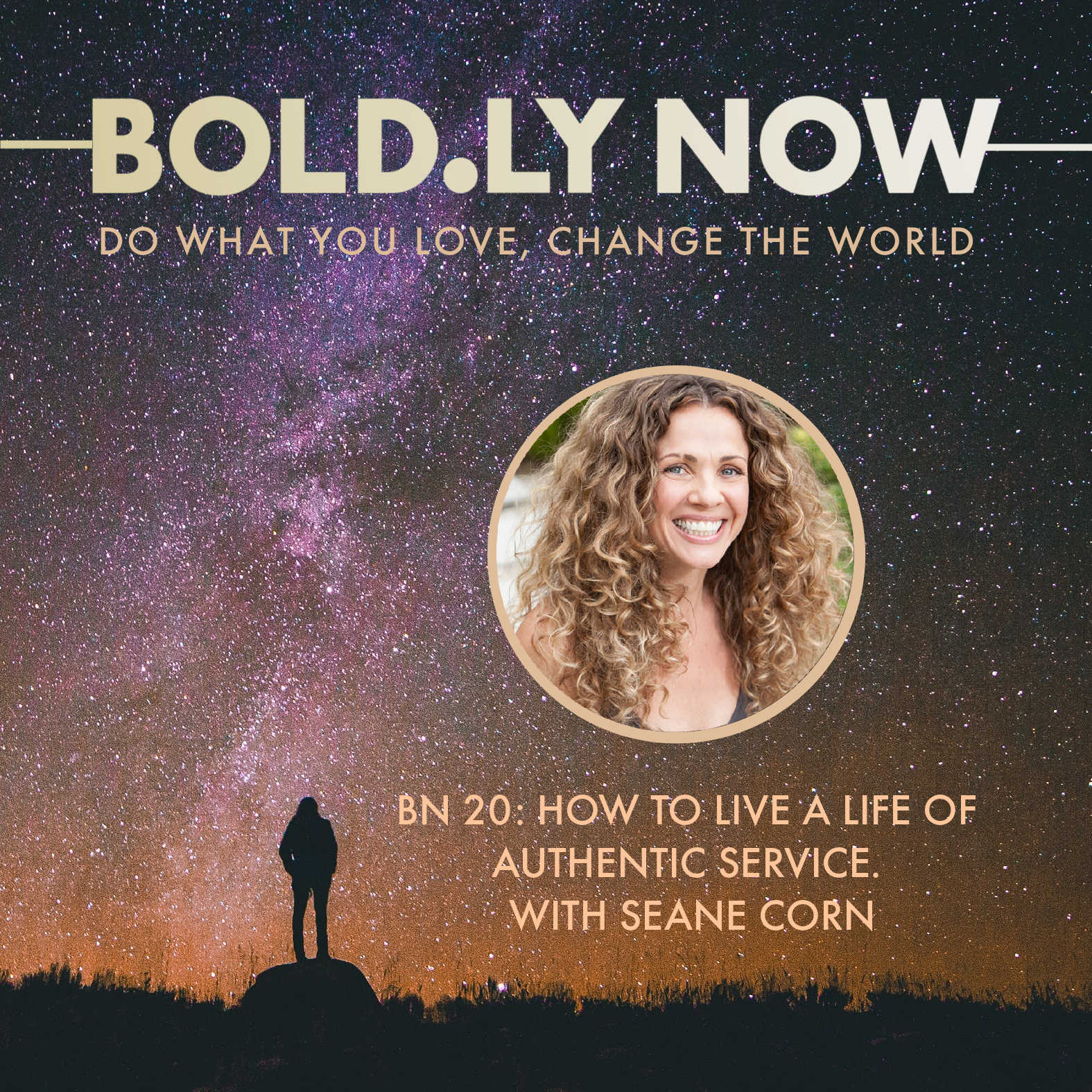 Artwork for podcast The Boldly Now Show