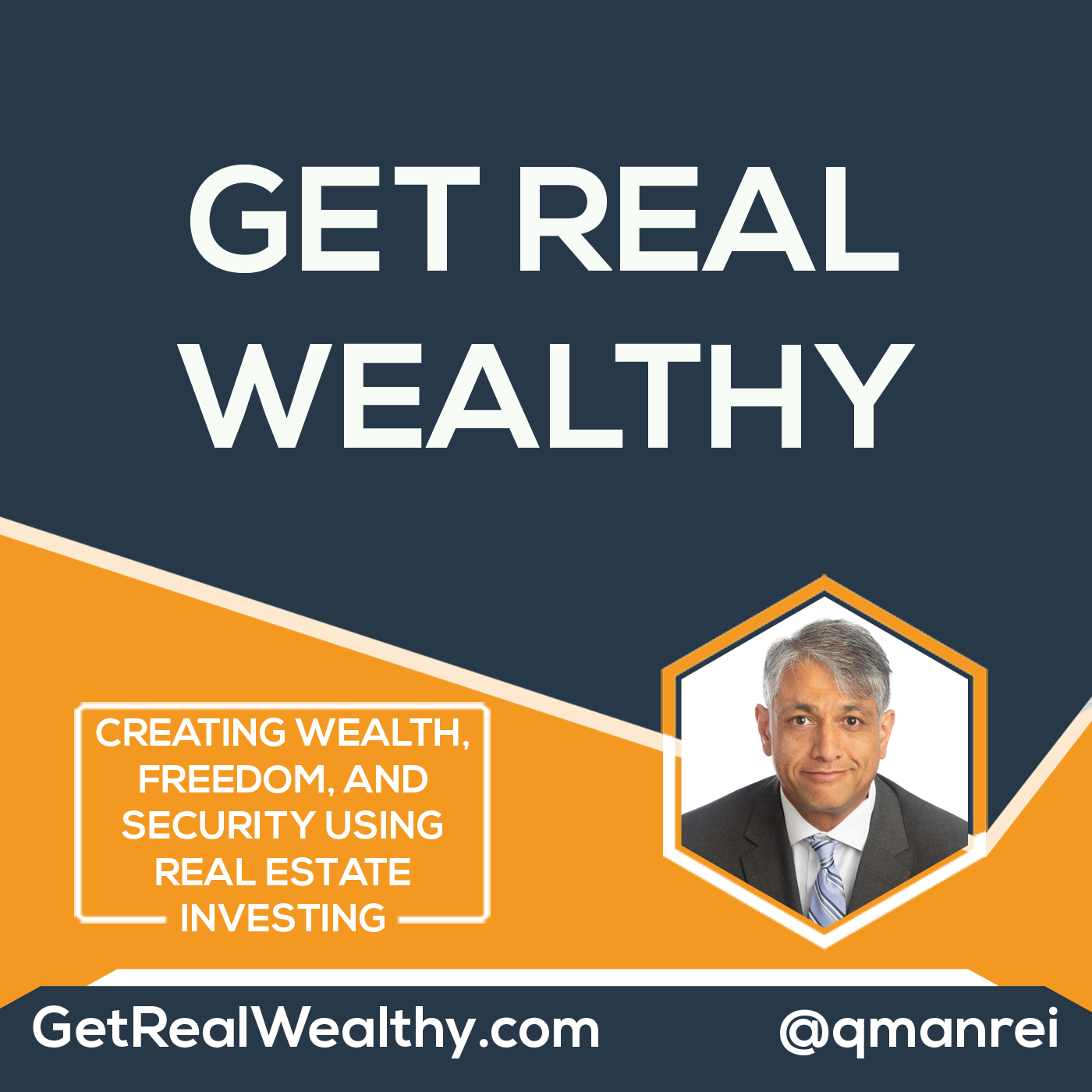 Artwork for podcast Get Real Wealthy