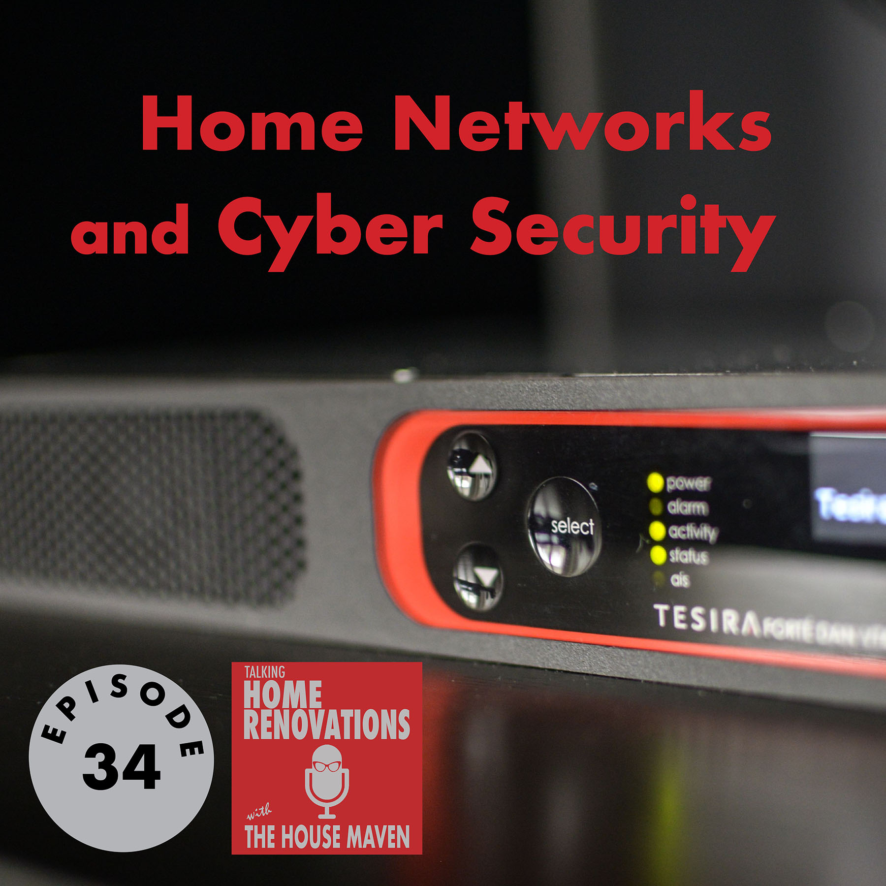 Home Networks and Cyber Security