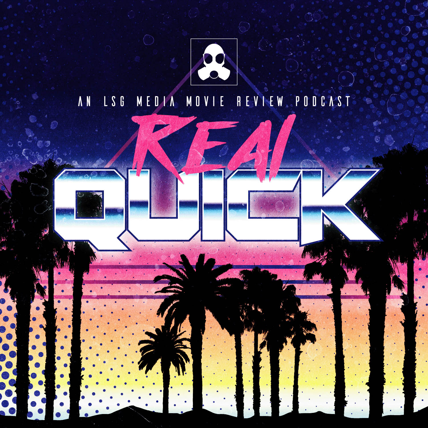 Artwork for podcast Real Quick? A Film Podcast