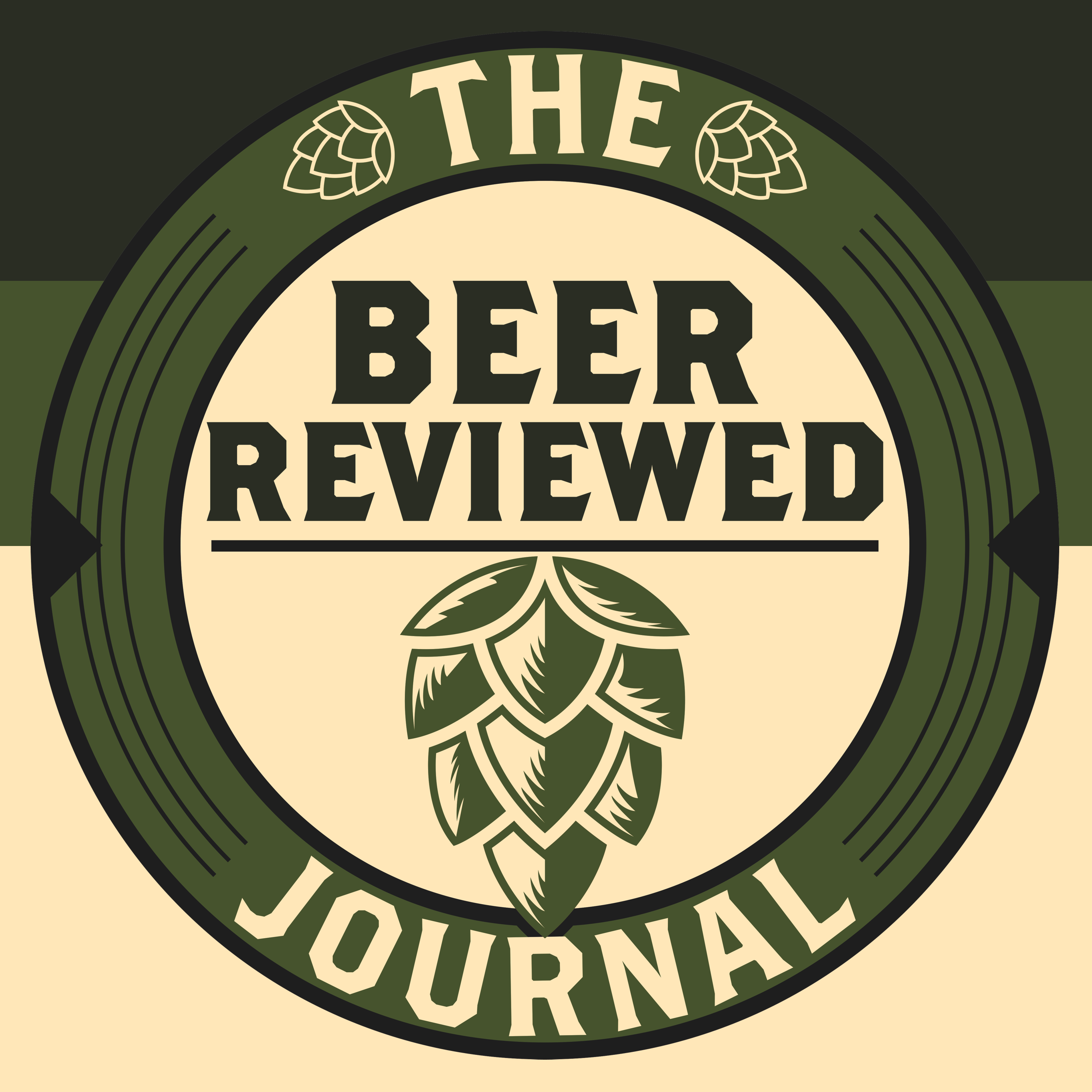 Show artwork for The Beer Reviewed Journal