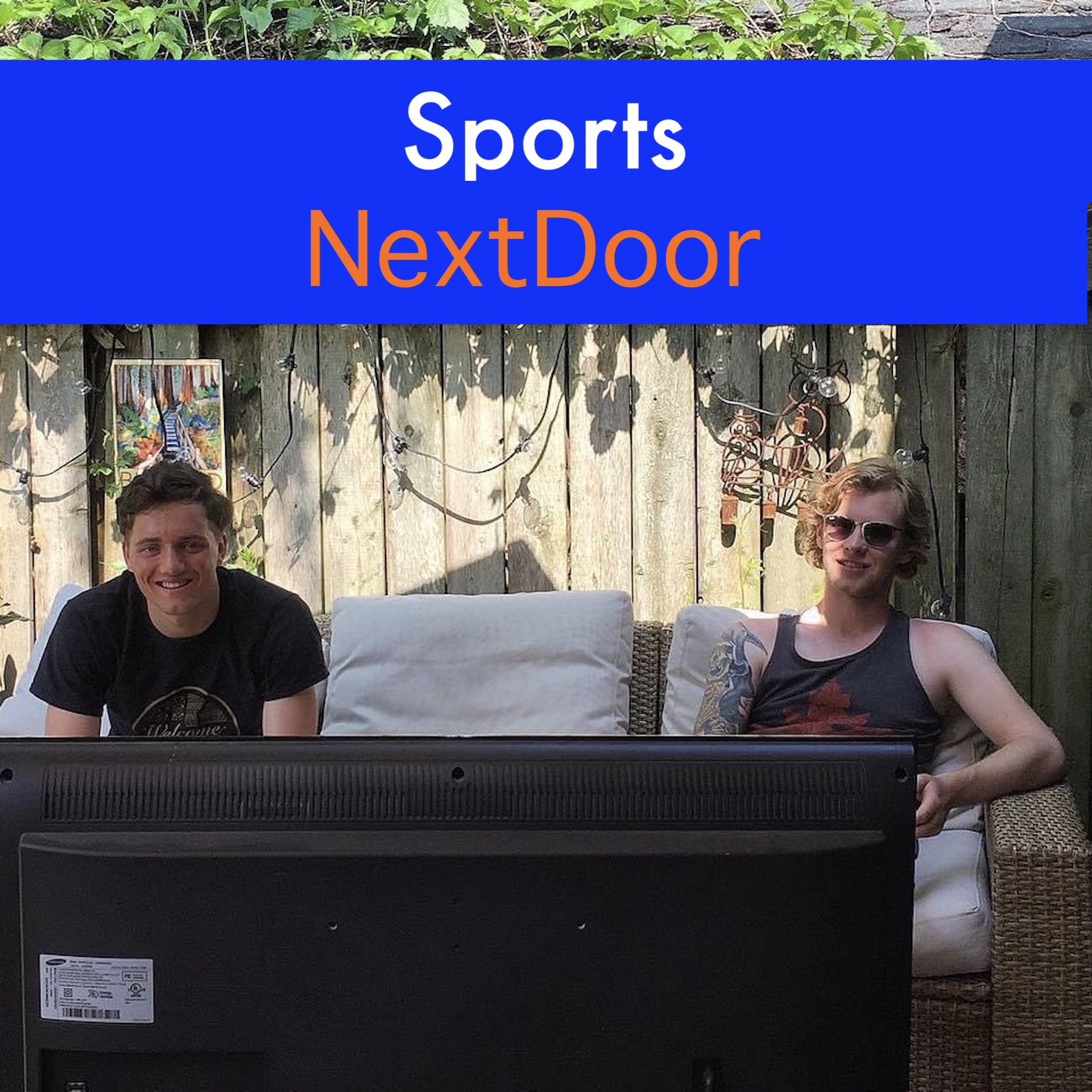 Show artwork for The Sports NextDoor Podcast