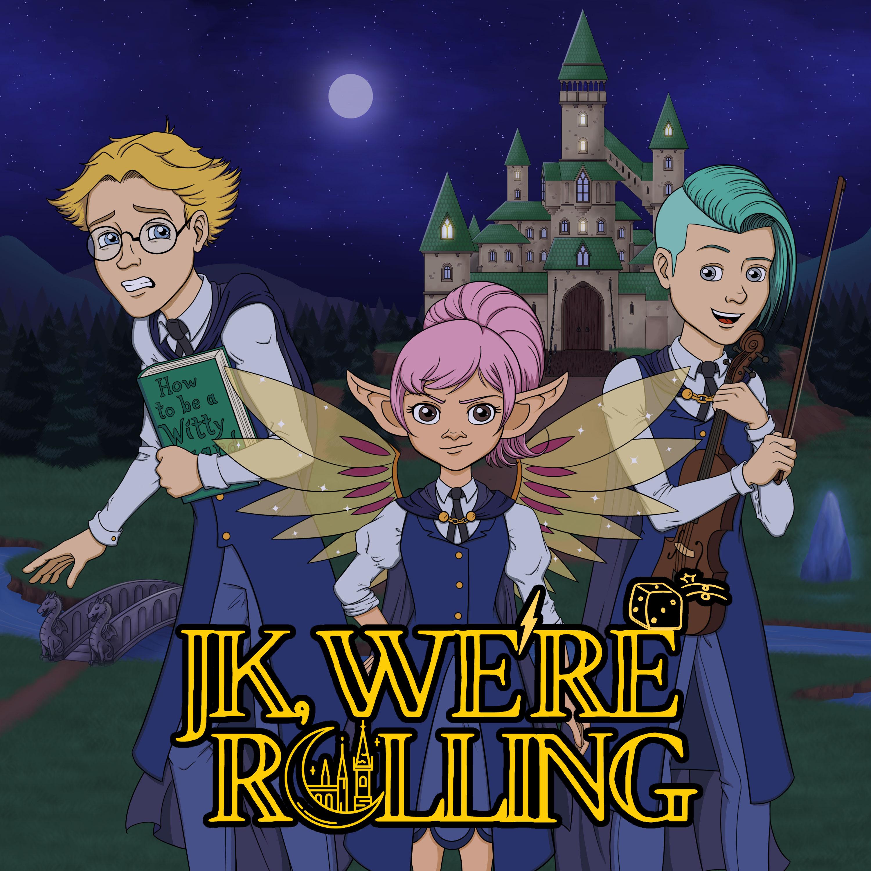 Show artwork for JK, We're Rolling!