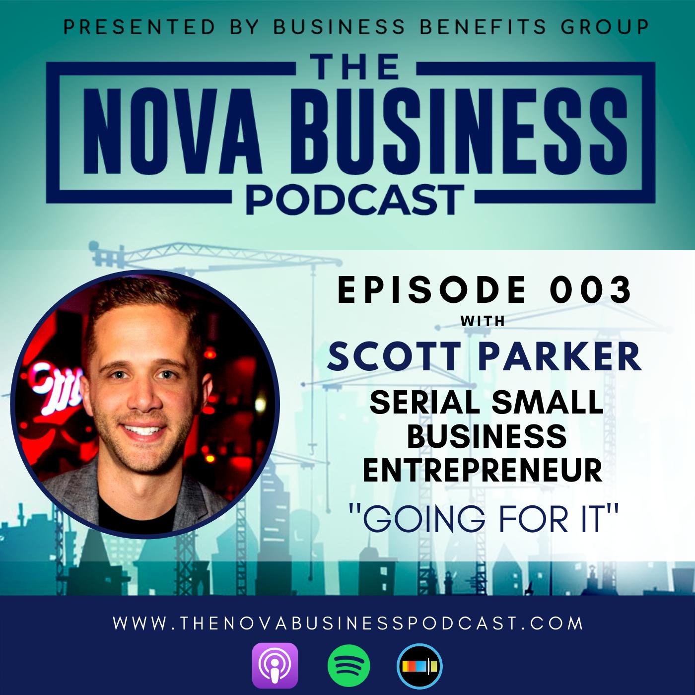 Artwork for podcast The NoVA Business Podcast