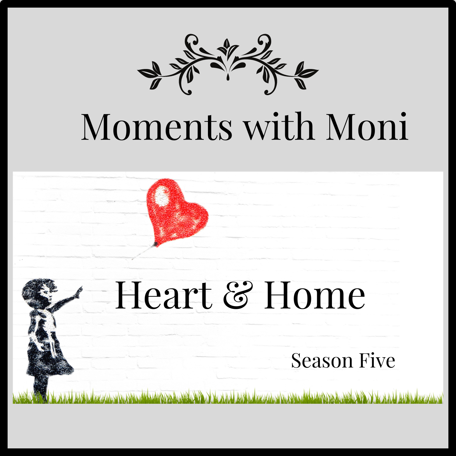 Artwork for podcast Moments with Moni