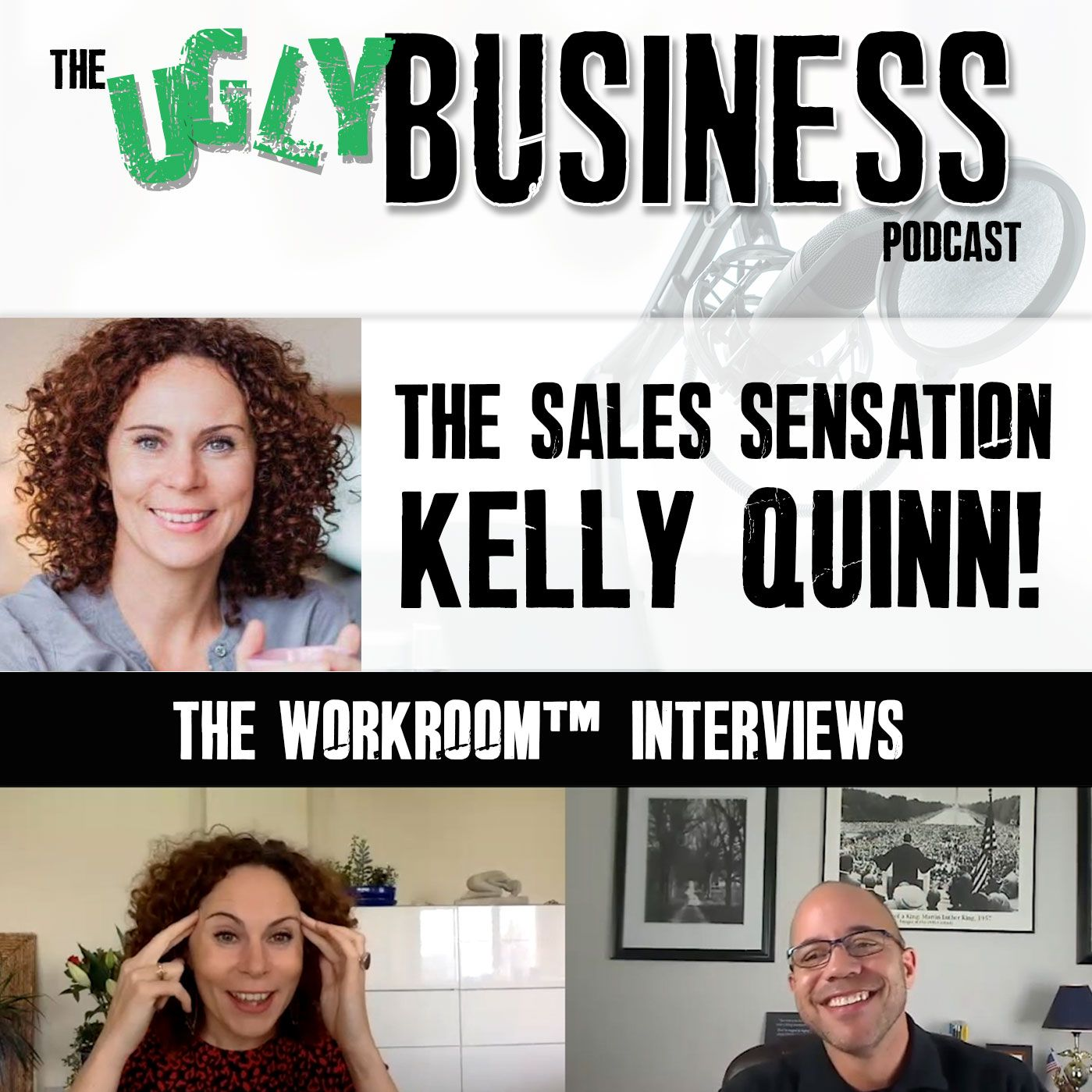 Episode 105 - Interview with Sales Coach and Consultant, Kelly Quinn