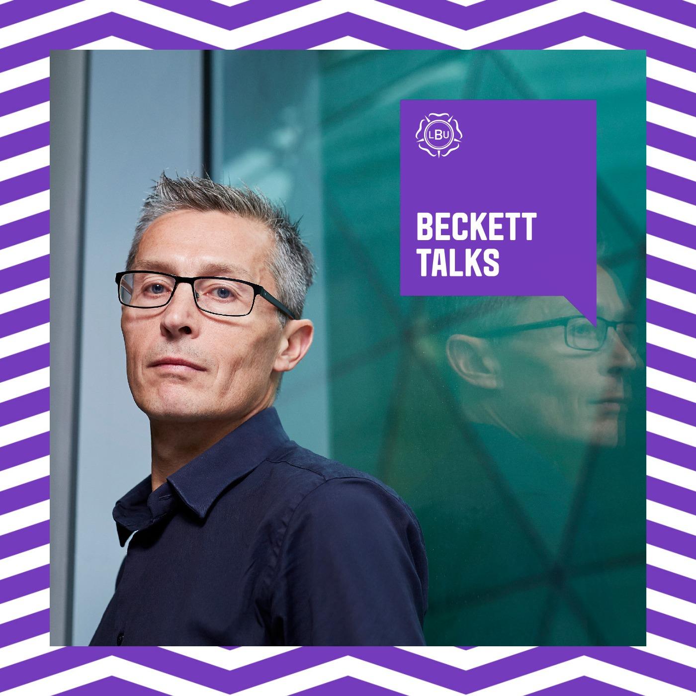 Artwork for podcast Beckett Talks