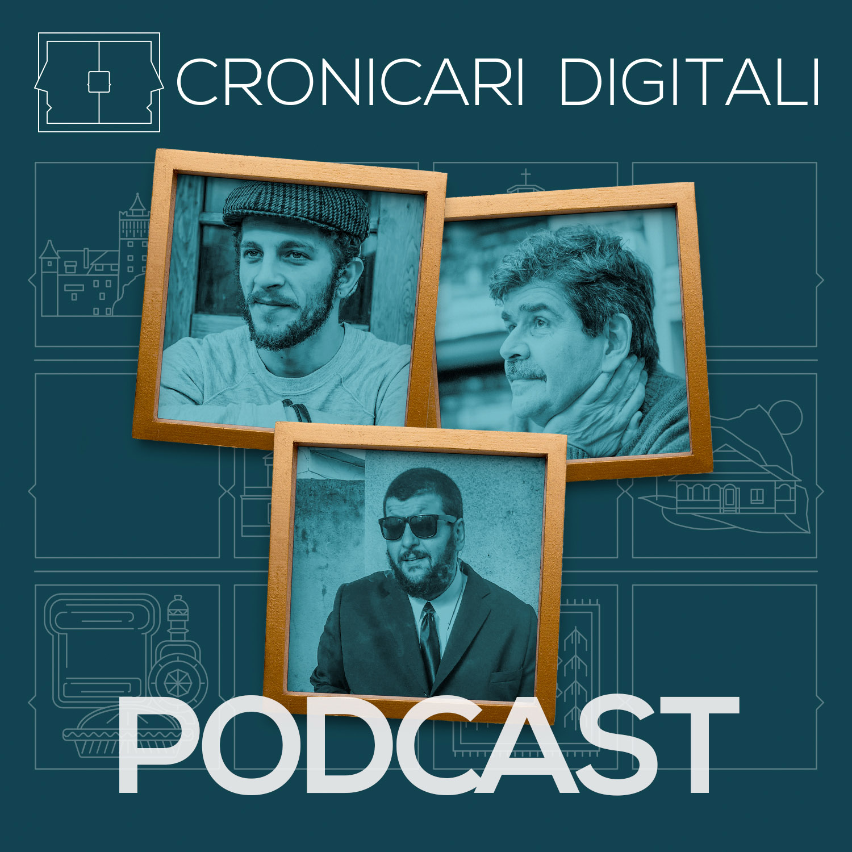 Artwork for podcast Cronicari Digitali