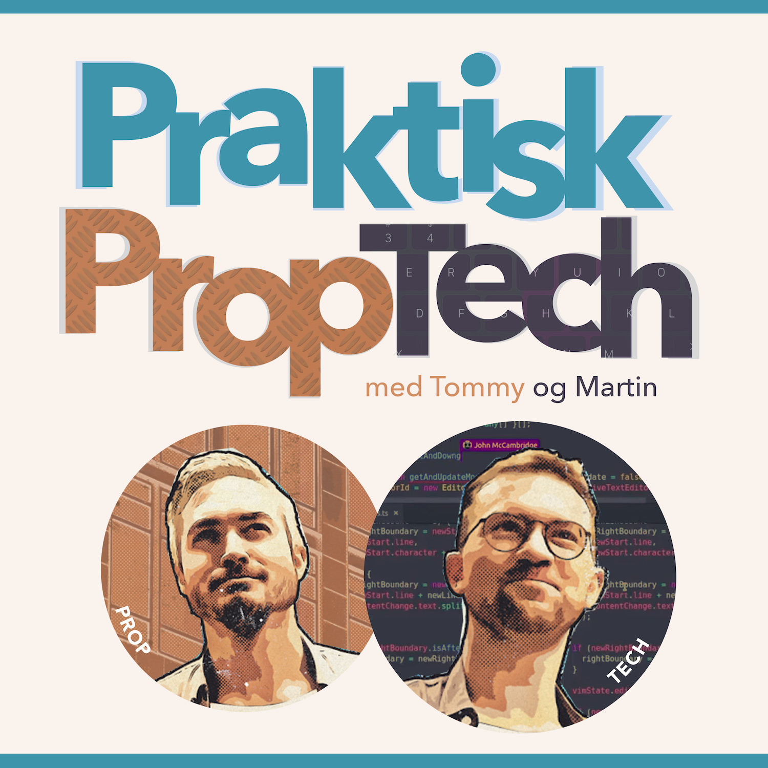 Show artwork for Praktisk PropTech