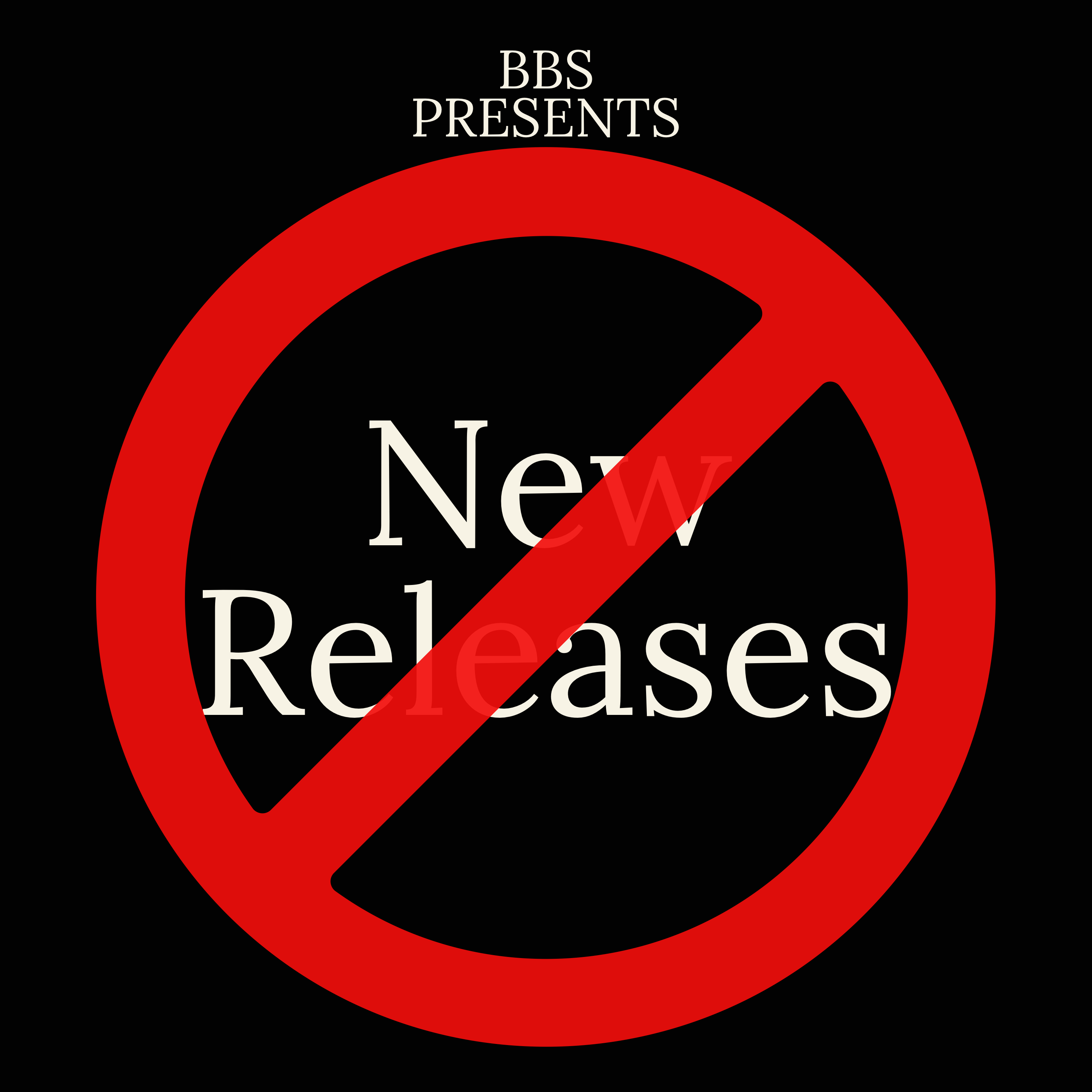 Show artwork for (not) New Releases