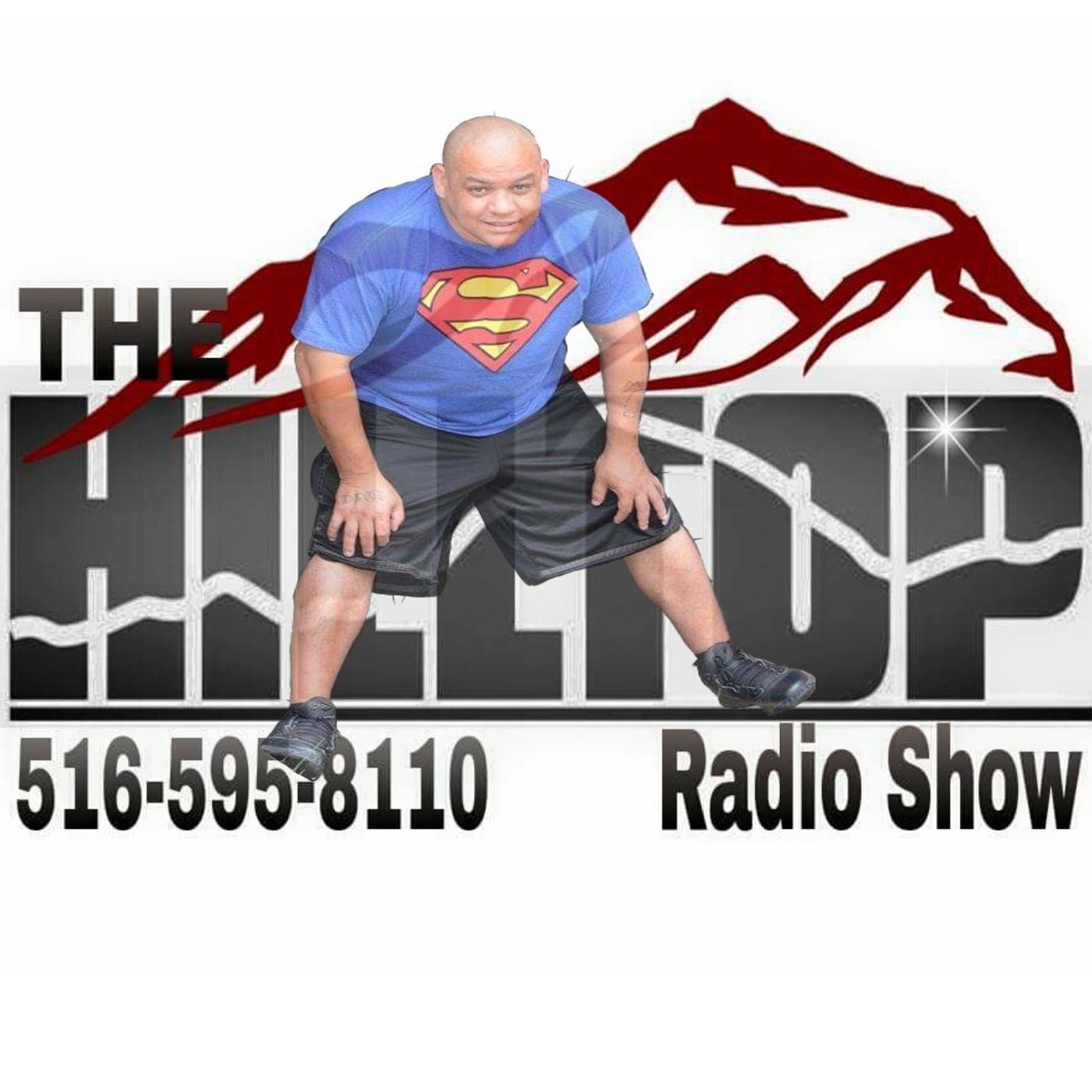 The Hilltop Radio Show's artwork
