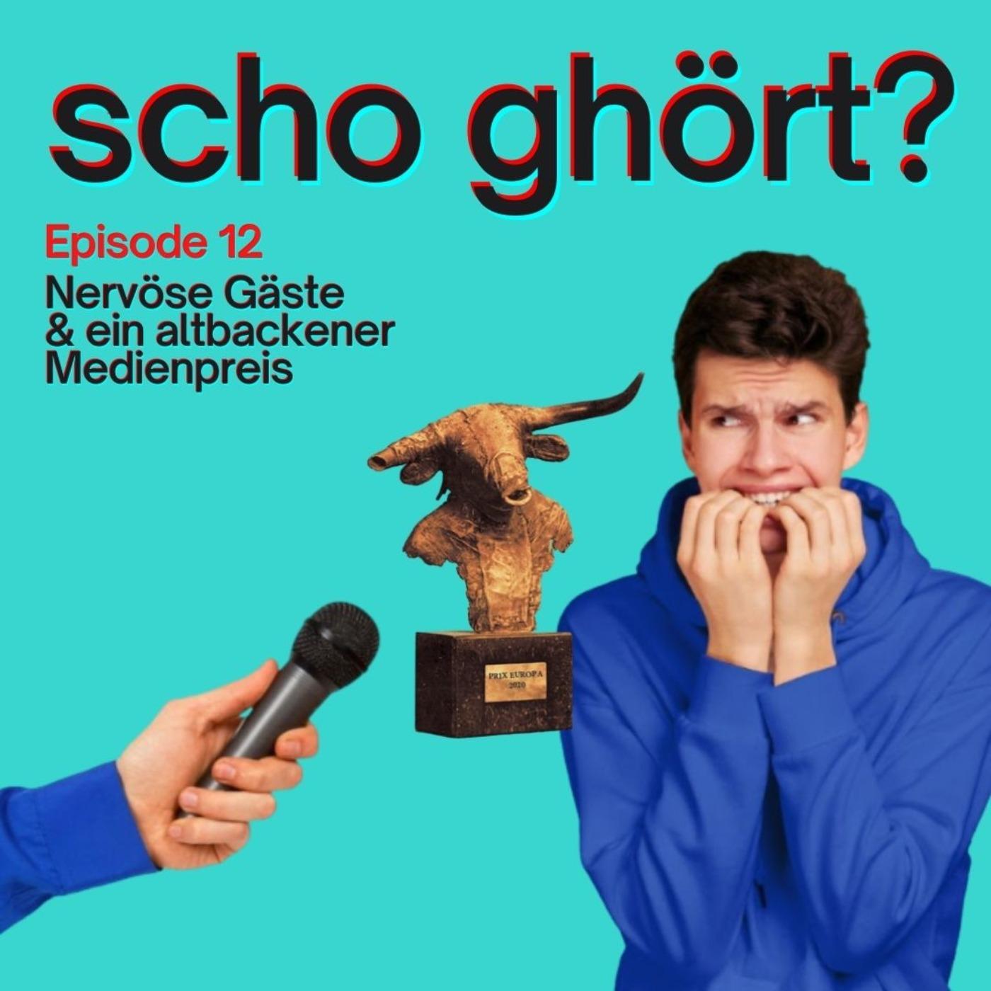 Artwork for podcast Scho ghört?
