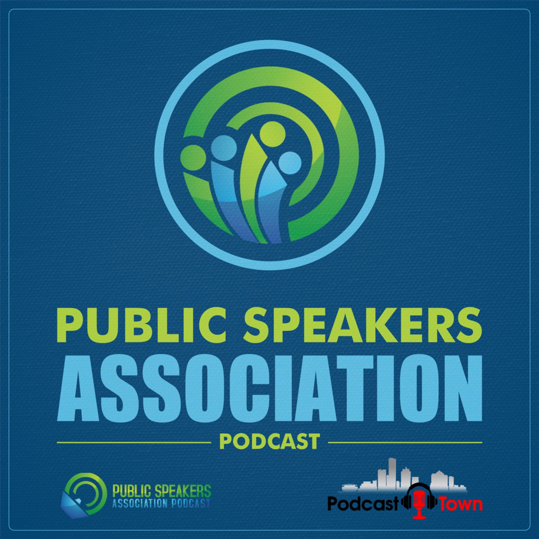 Artwork for podcast Public Speakers Association Podcast