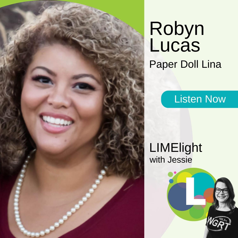 Artwork for podcast WGRT's LIMElight with Jessie Wiegand