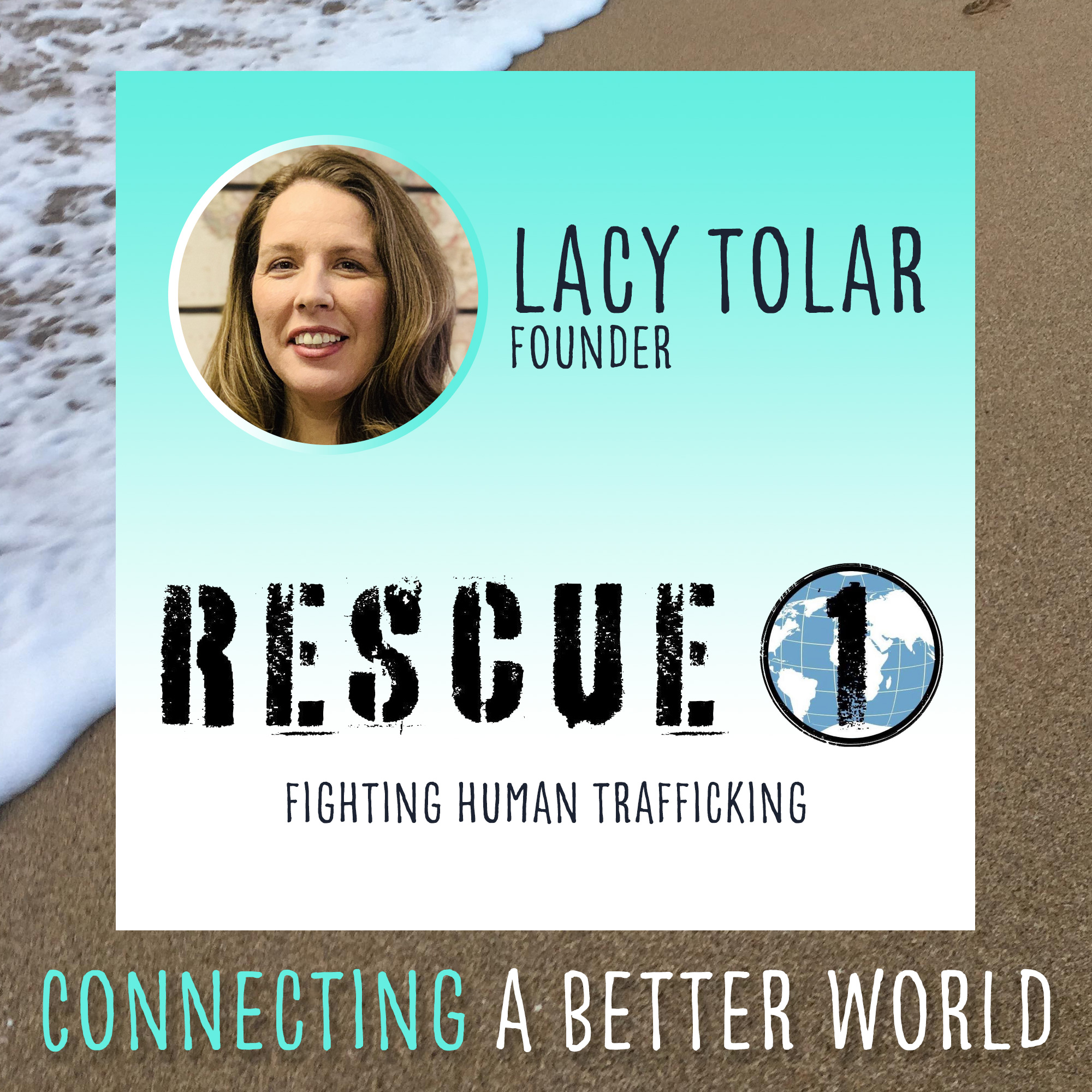 Fighting Human Trafficking with Rescue 1 Global