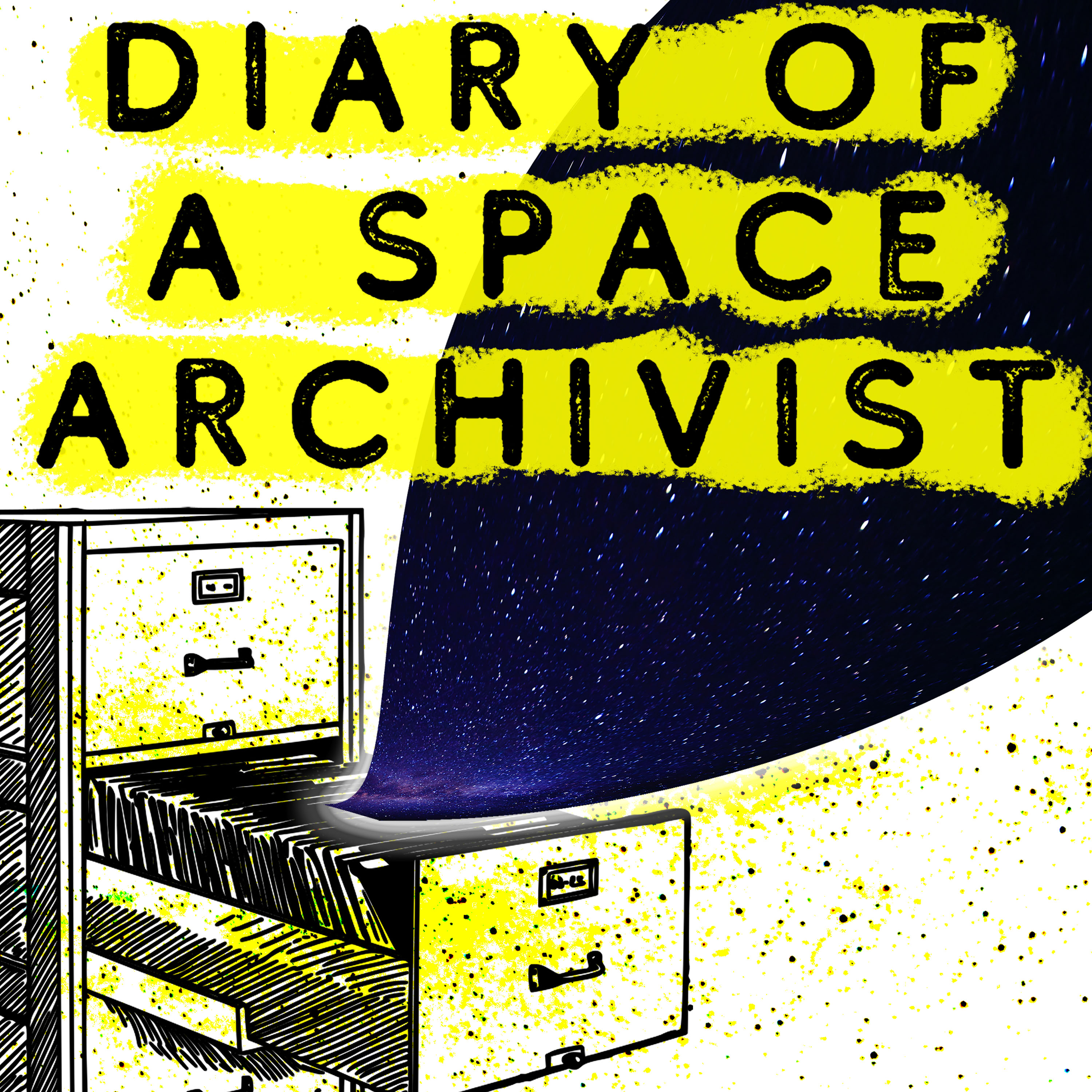 Show artwork for Diary of a Space Archivist