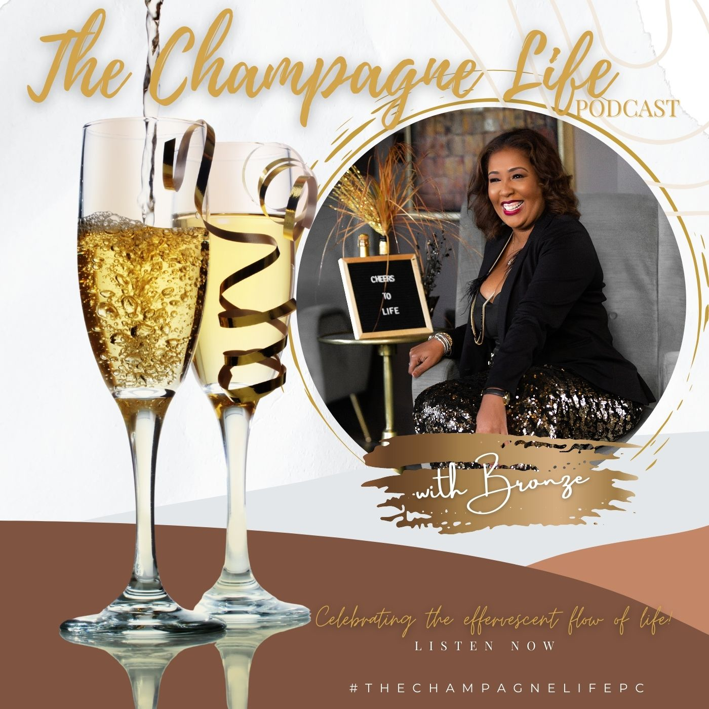 Artwork for podcast The Champagne Life