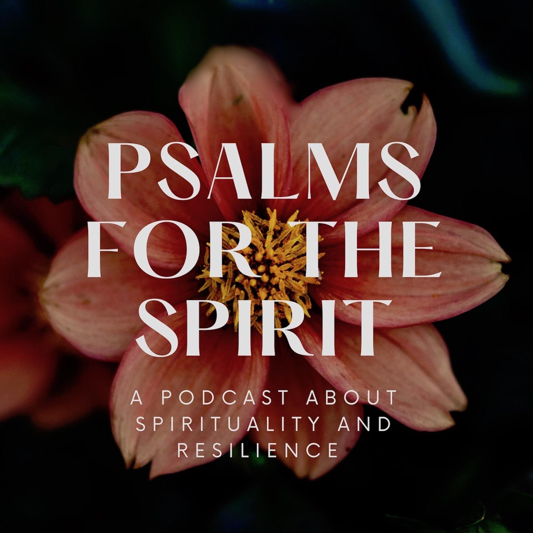Artwork for podcast Psalms for the Spirit