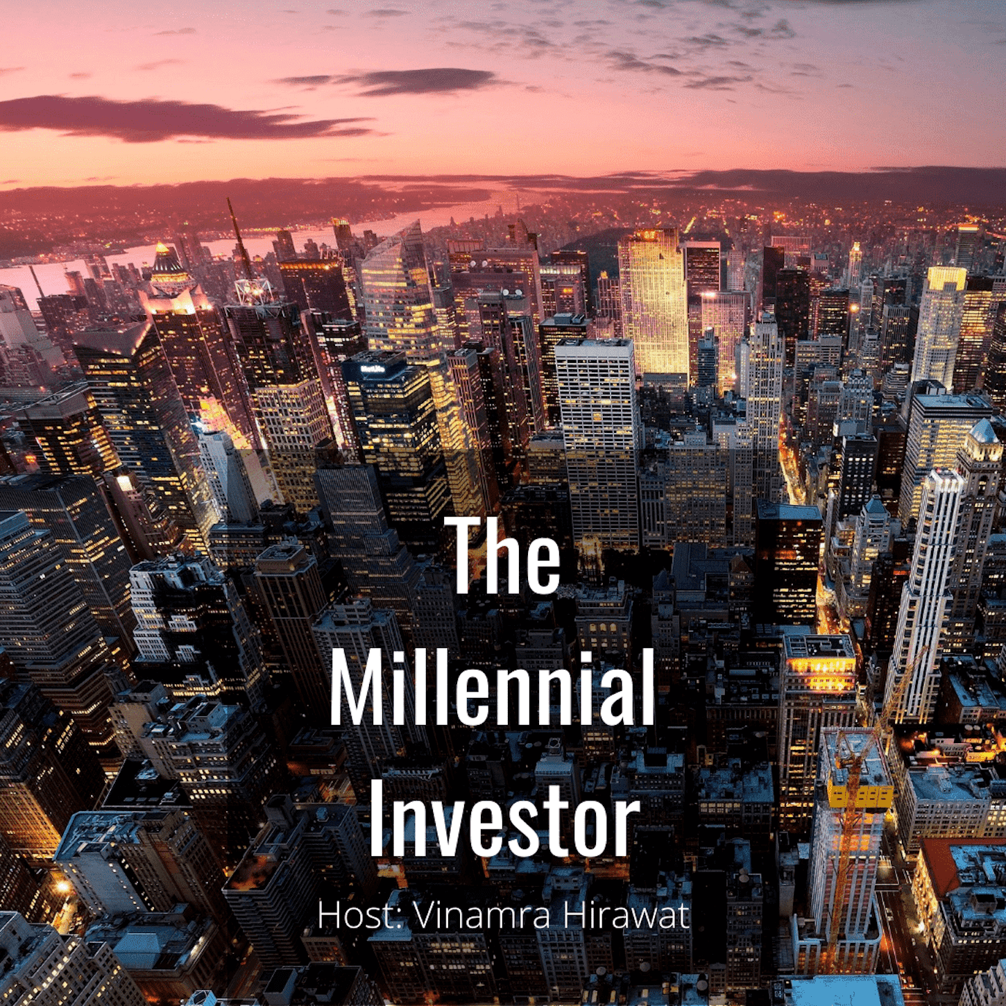 Show artwork for The Millennial Investor