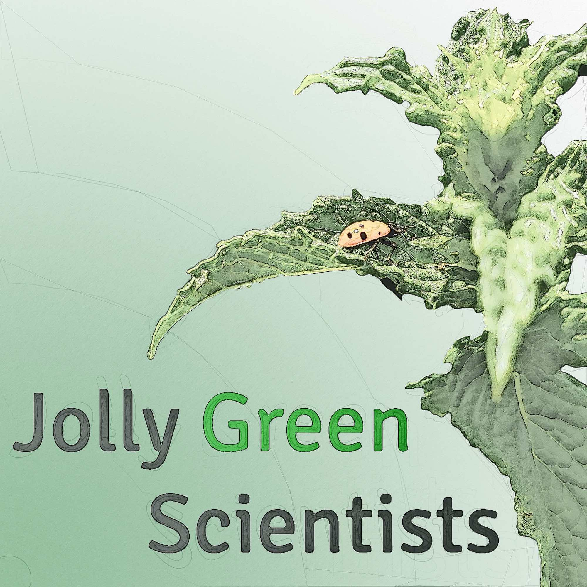 Show artwork for Jolly Green Scientists