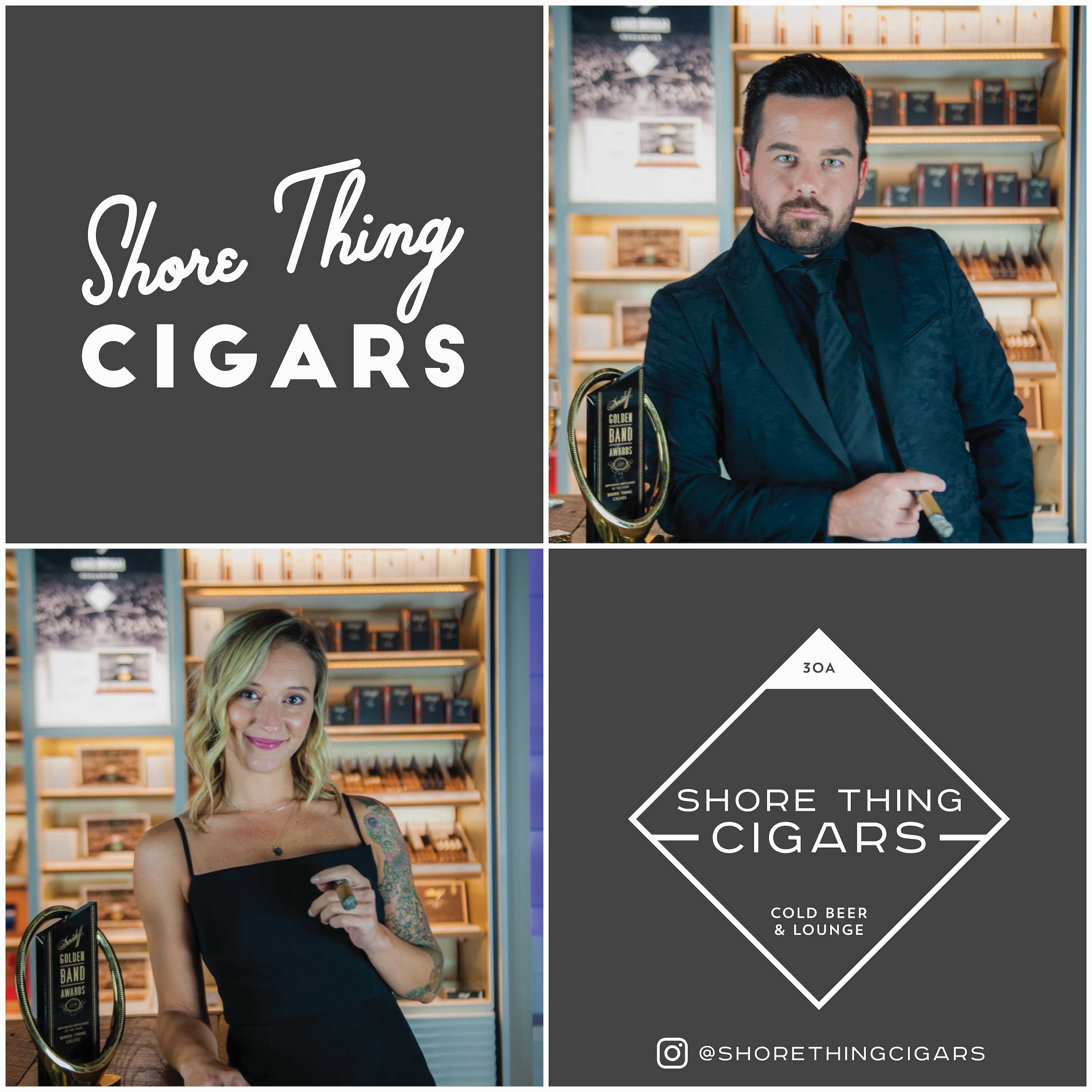 Artwork for podcast Shore Thing Cigars