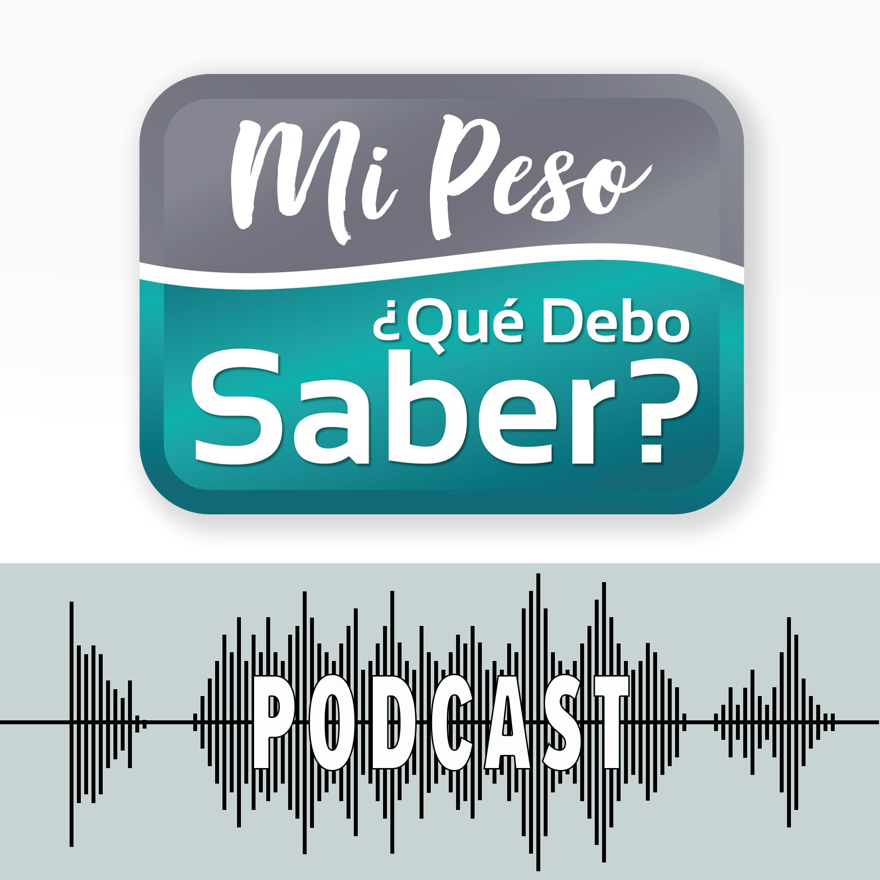 Artwork for podcast Mi Peso—¿Qué Debo Saber?