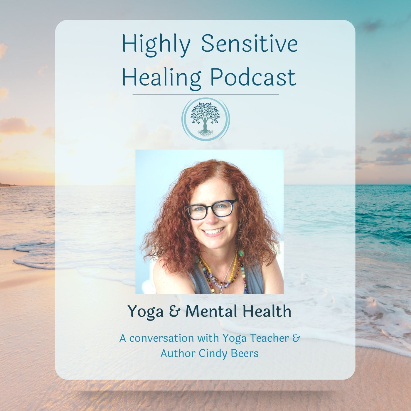 Artwork for podcast Highly Sensitive Healing