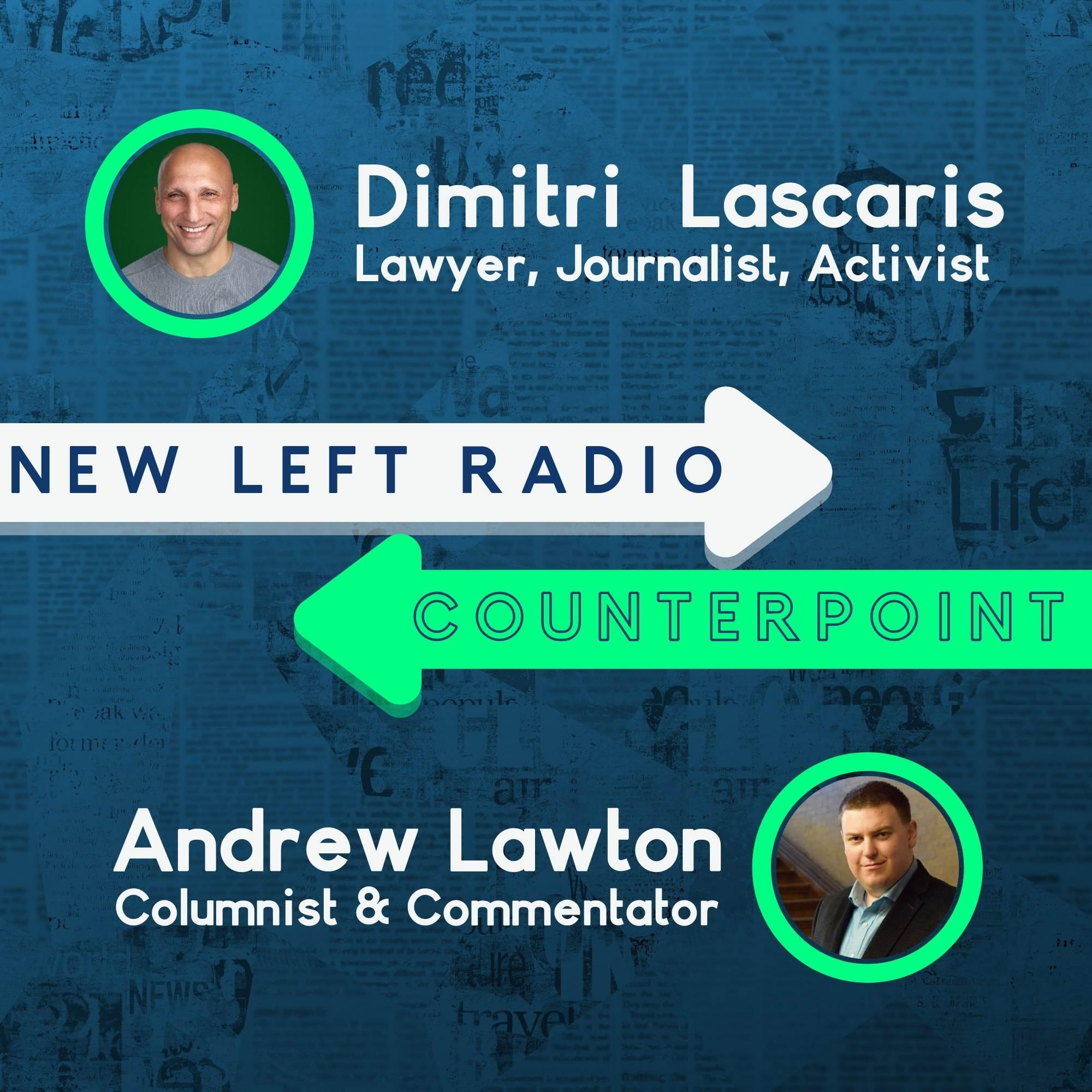 Artwork for podcast New Left Radio