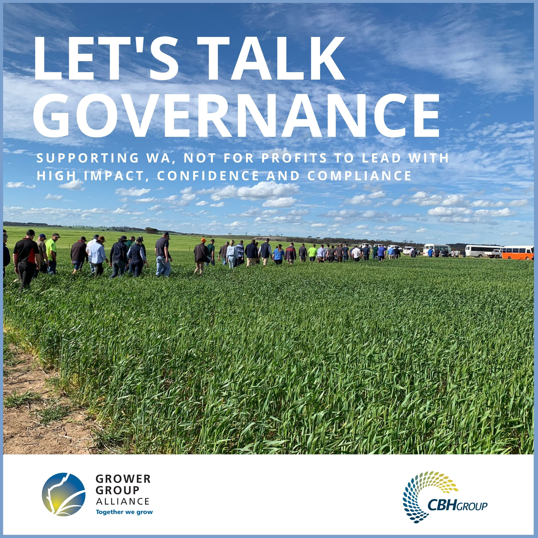 Show artwork for Let's Talk Governance