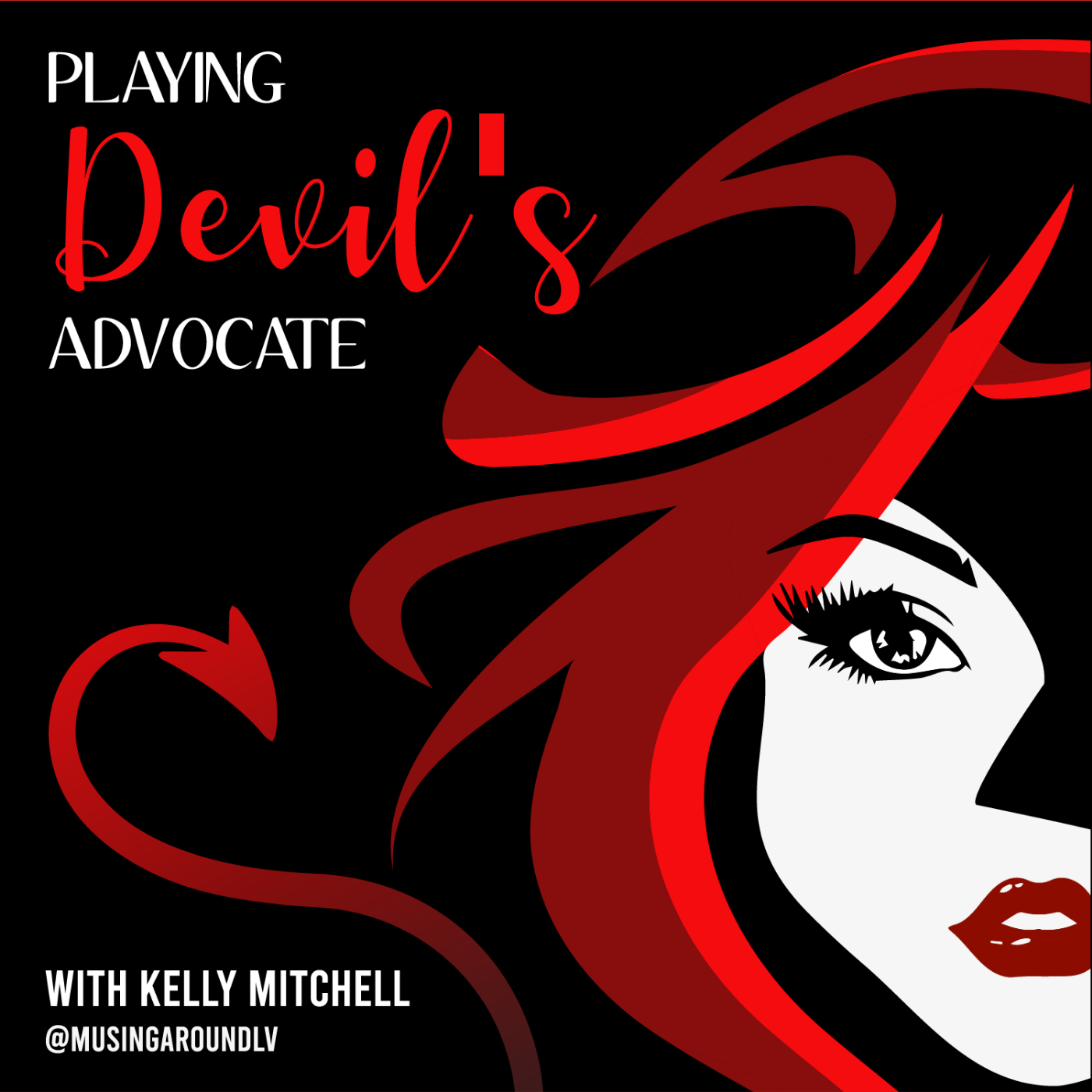 Show artwork for PLAYING DEVIL'S ADVOCATE