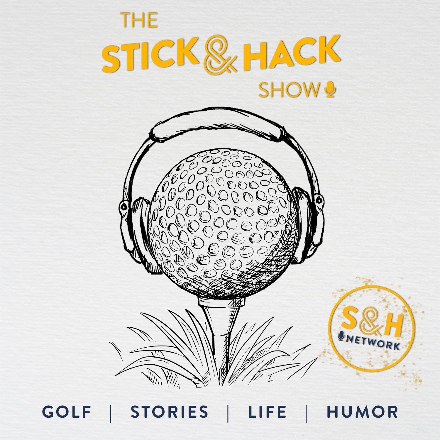 Artwork for podcast The Stick and Hack Show