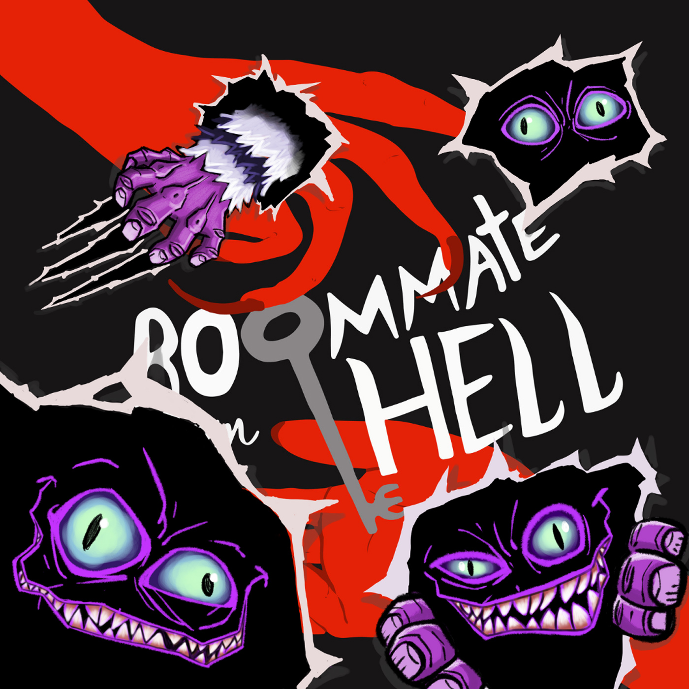 """""""Roommate From Hell"""" Podcast"""
