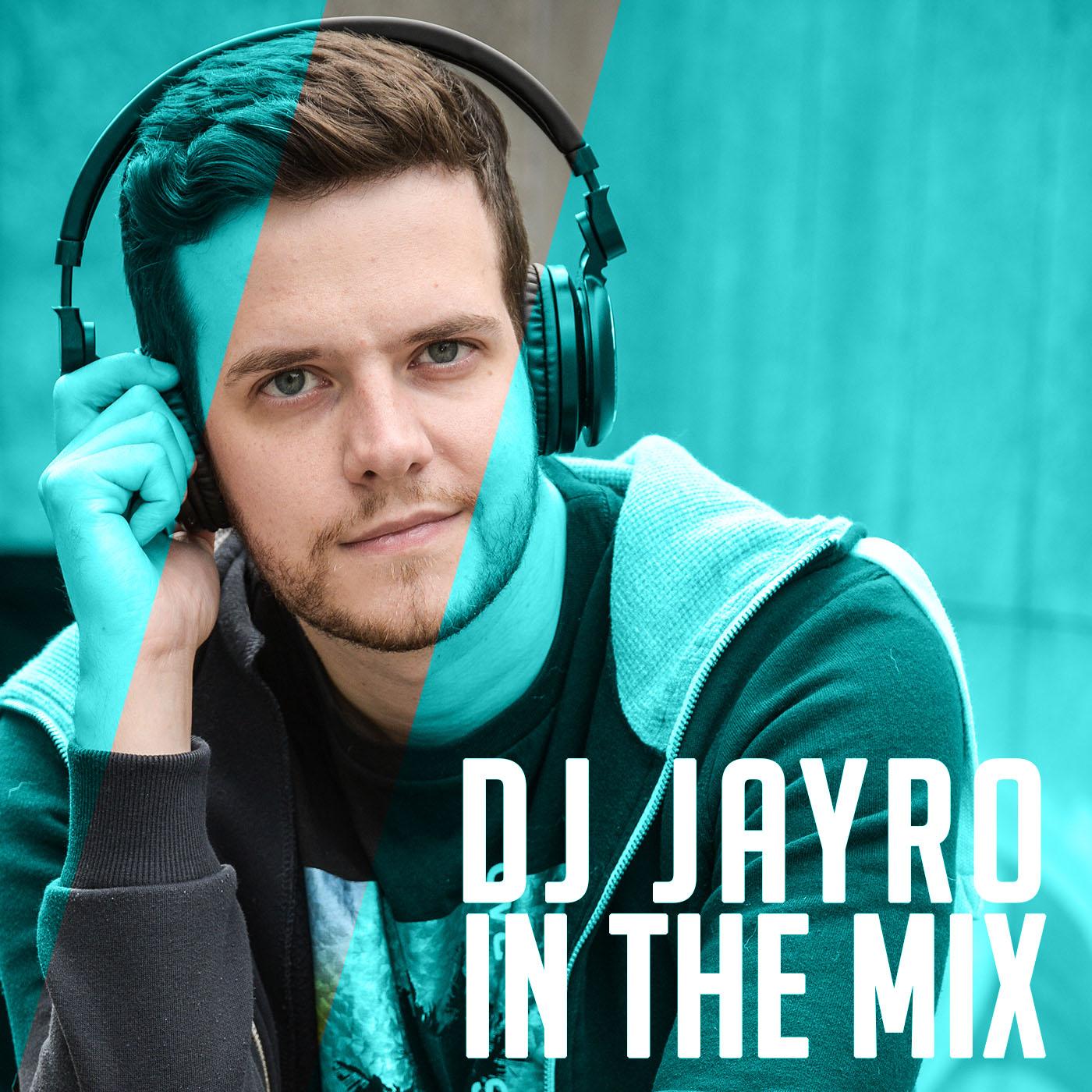 DJ JayRo In The Mix #010 | Happy Pride!
