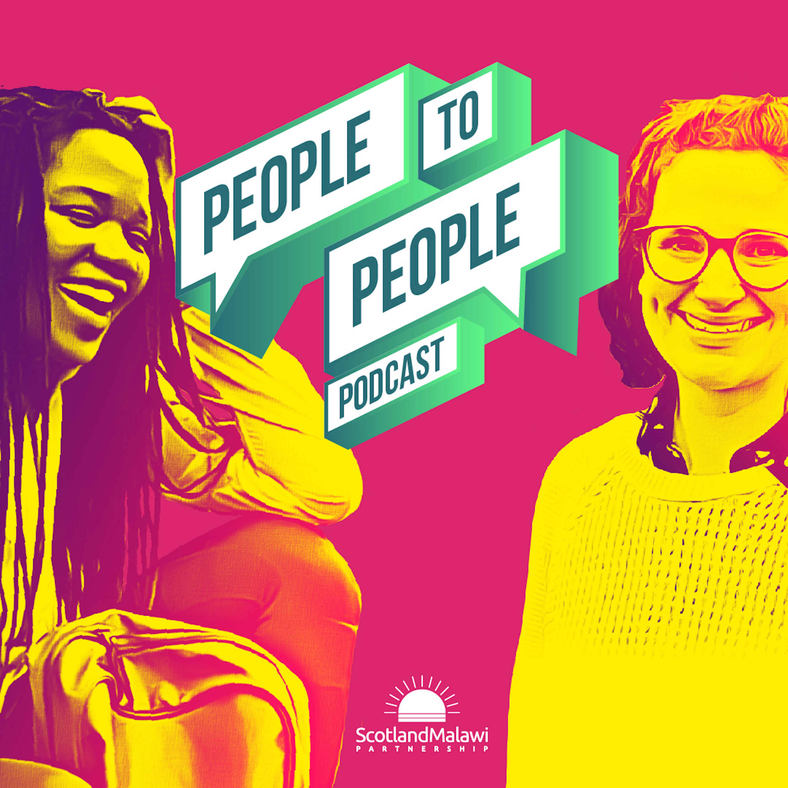 Show artwork for People to People podcast