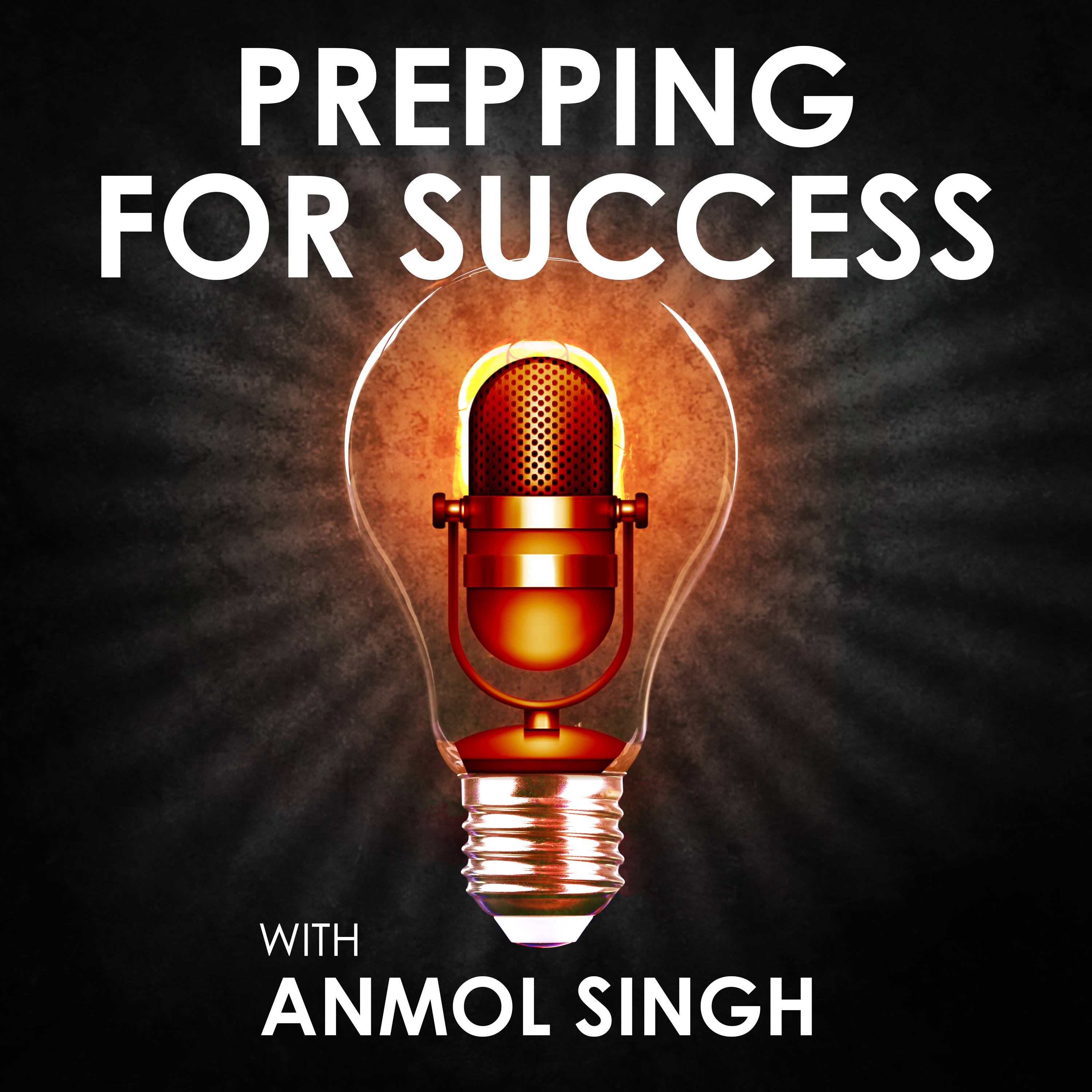 Artwork for podcast Prepping For Success