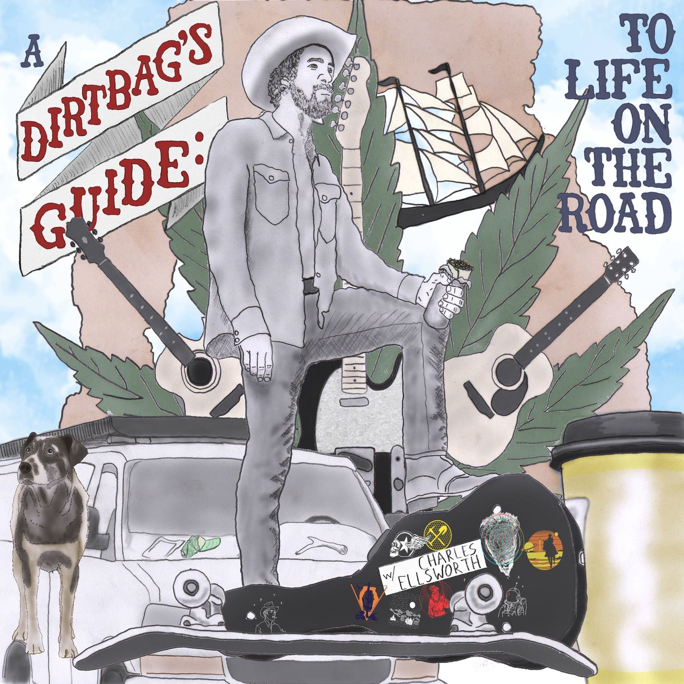 Show artwork for A Dirtbag's Guide To Life On The Road